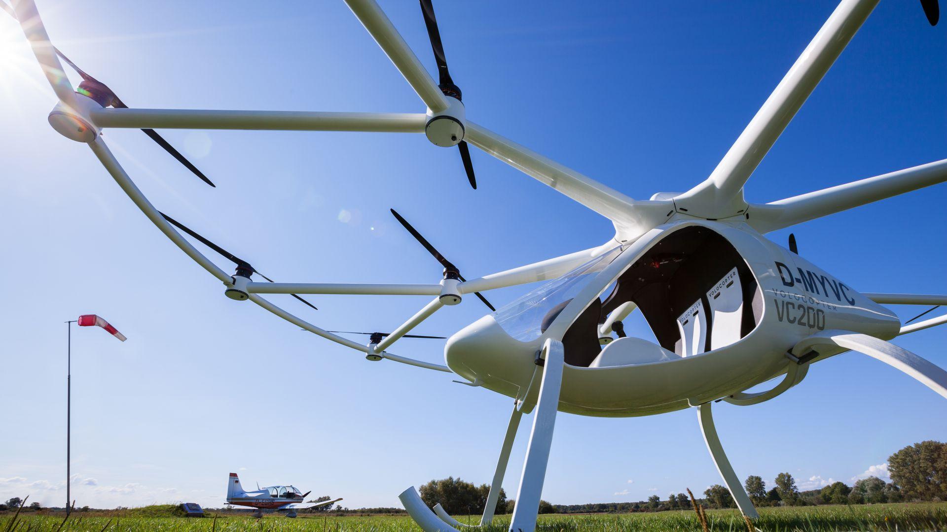 Обои Drone, aerial vehicle, concept, Joby S2. Авиация foto 8