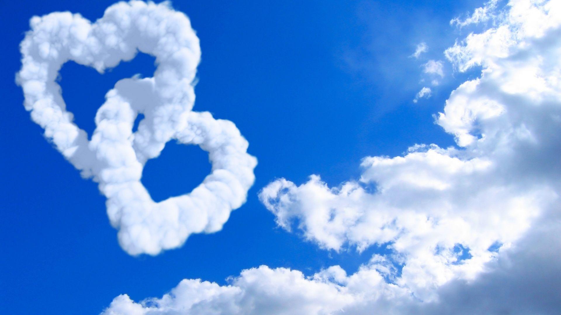 Fondos para fotos de nubes 55