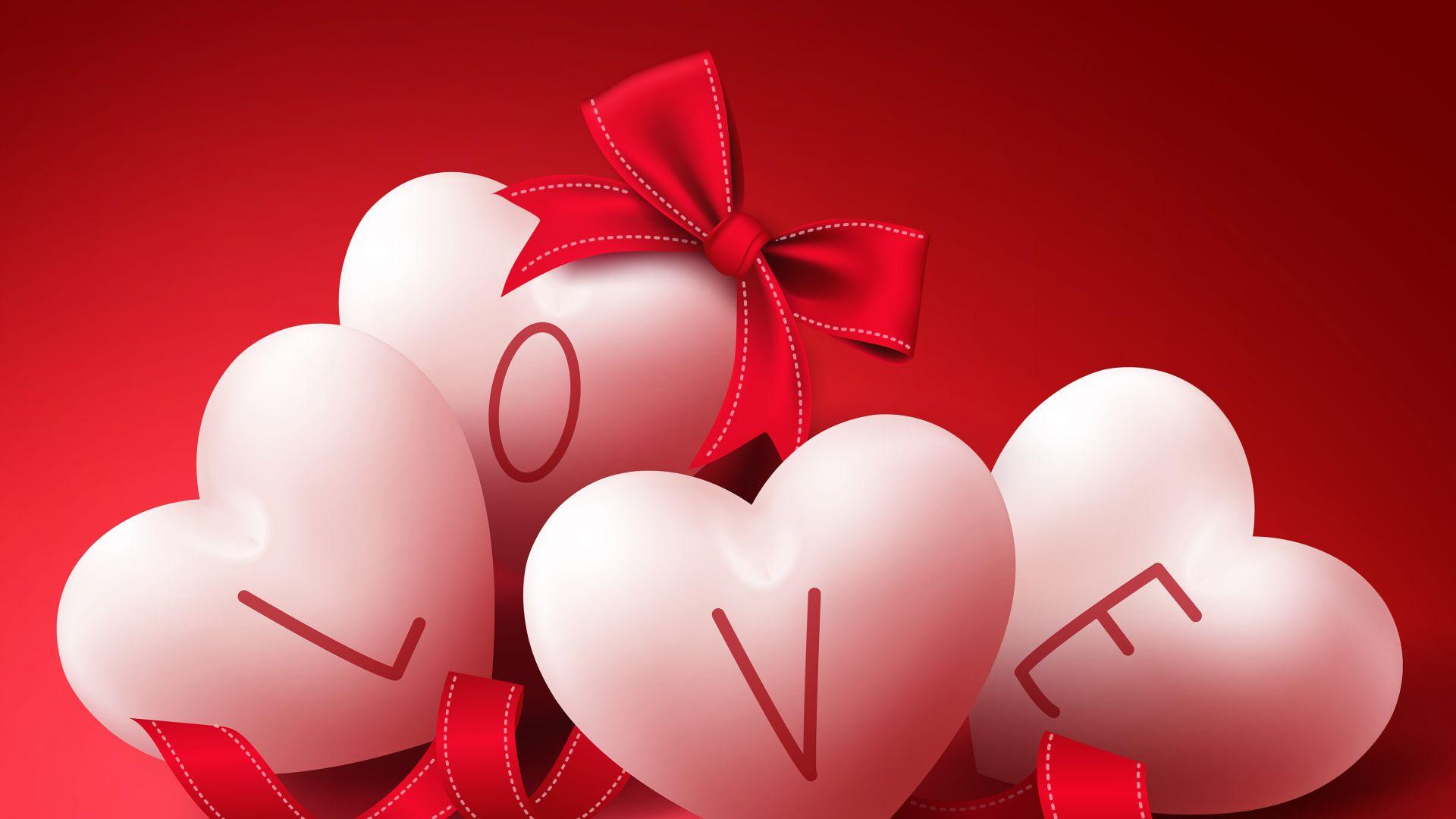 картинка четыре сердца размер