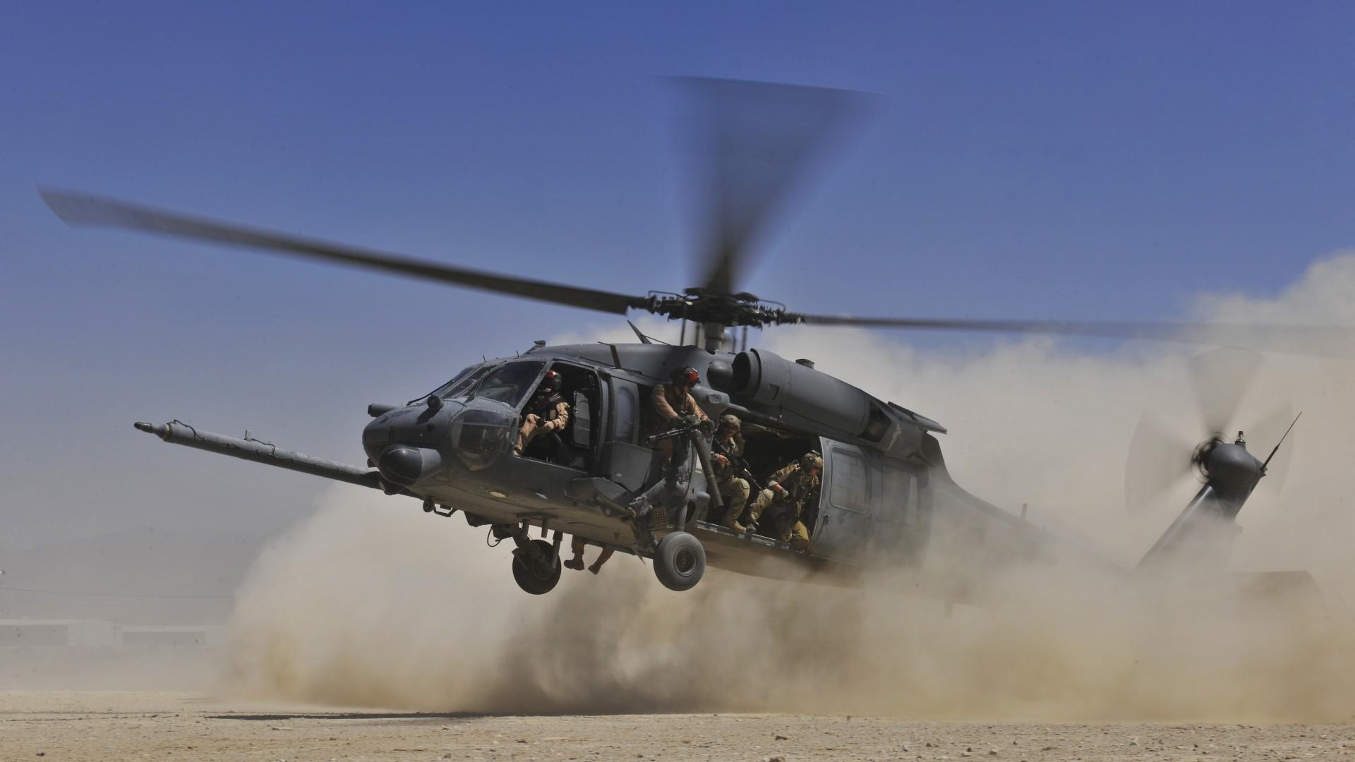 Обои MH-60R, армия, Sea Hawk helicopter. Авиация foto 9