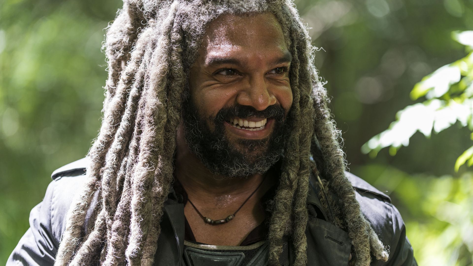 Ходячие мертвецы, The Walking Dead Season 8, Khary Payton, TV Series, 4k (horizontal)