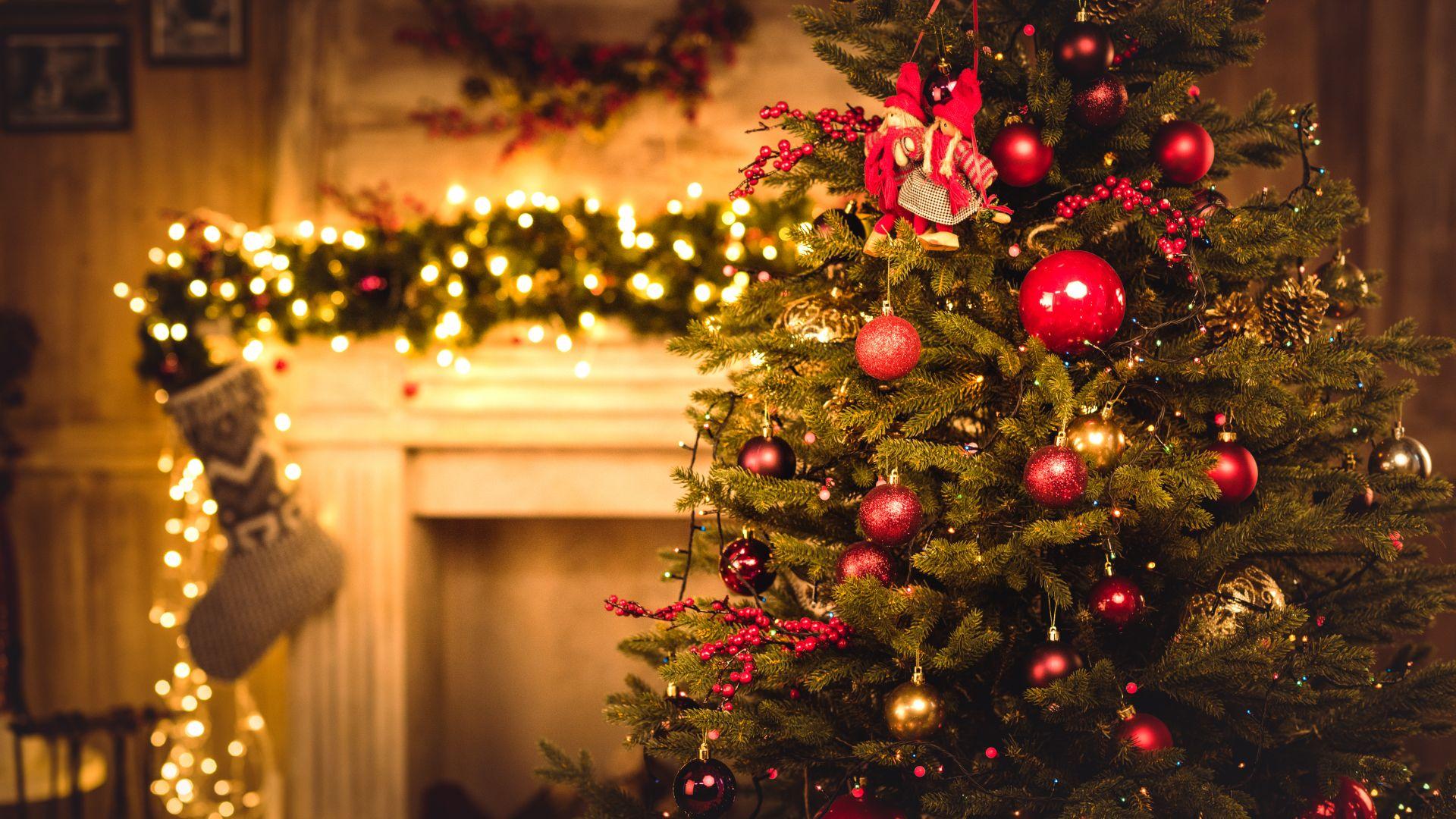 широкоформатные картинки елка новогодняя жена изменяет негром