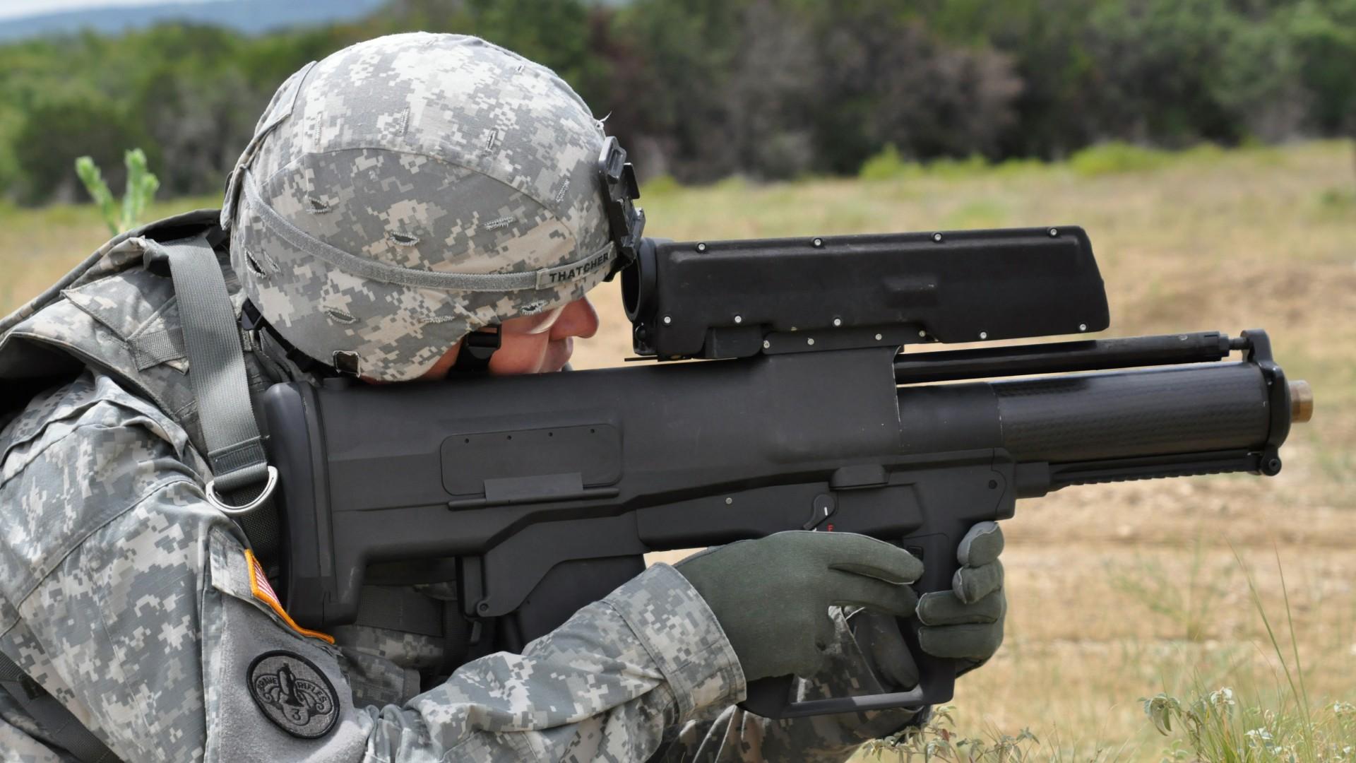 Оружие современного человека
