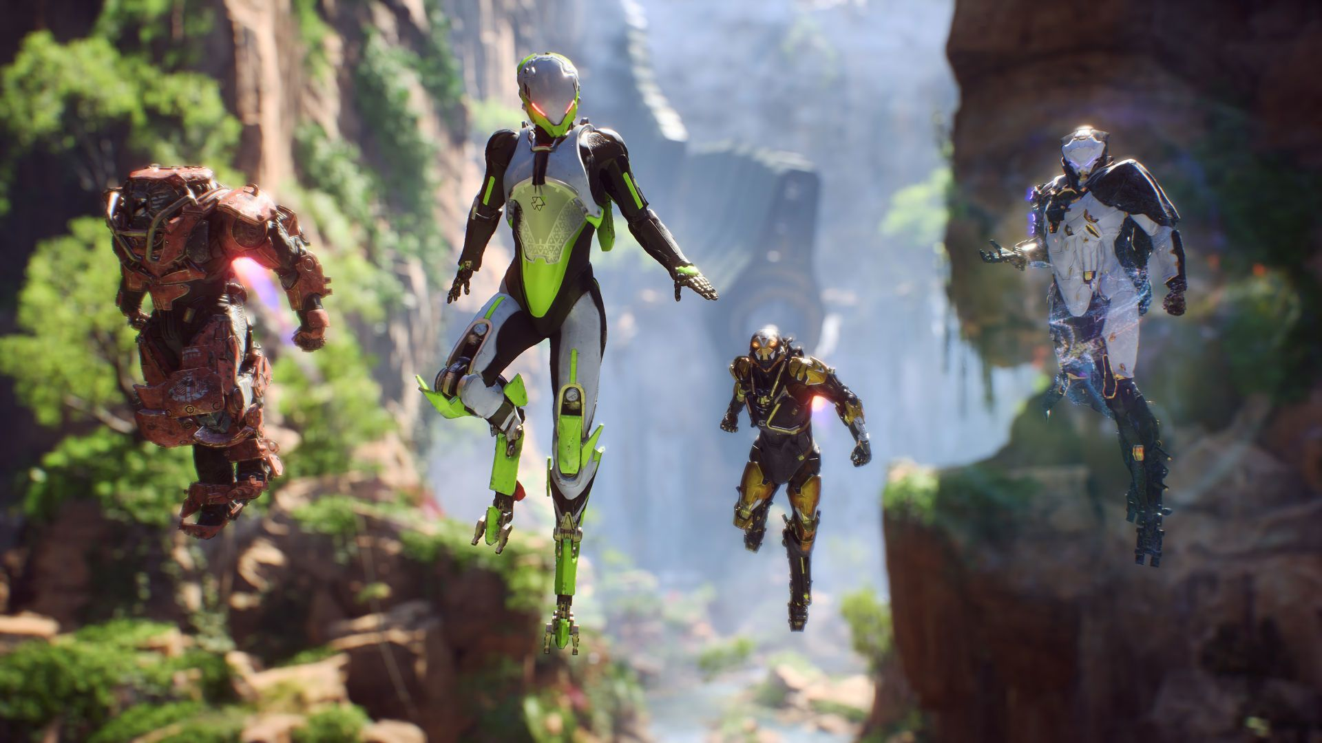 Антем, Anthem, E3 2018, screenshot, 4K (horizontal)