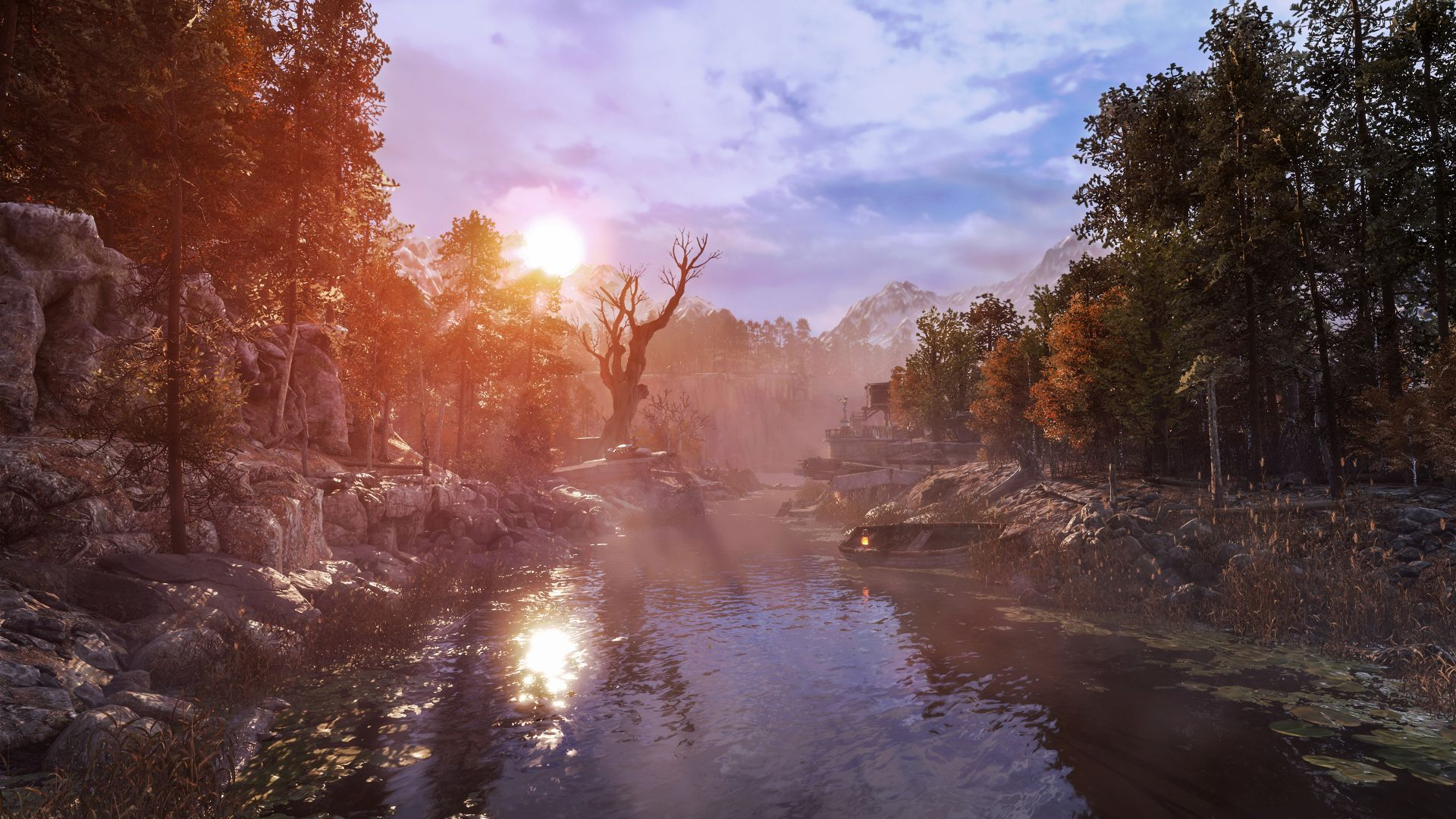 Метро Исход, Metro Exodus, Gamescom 2018, screenshot, 4K (horizontal)