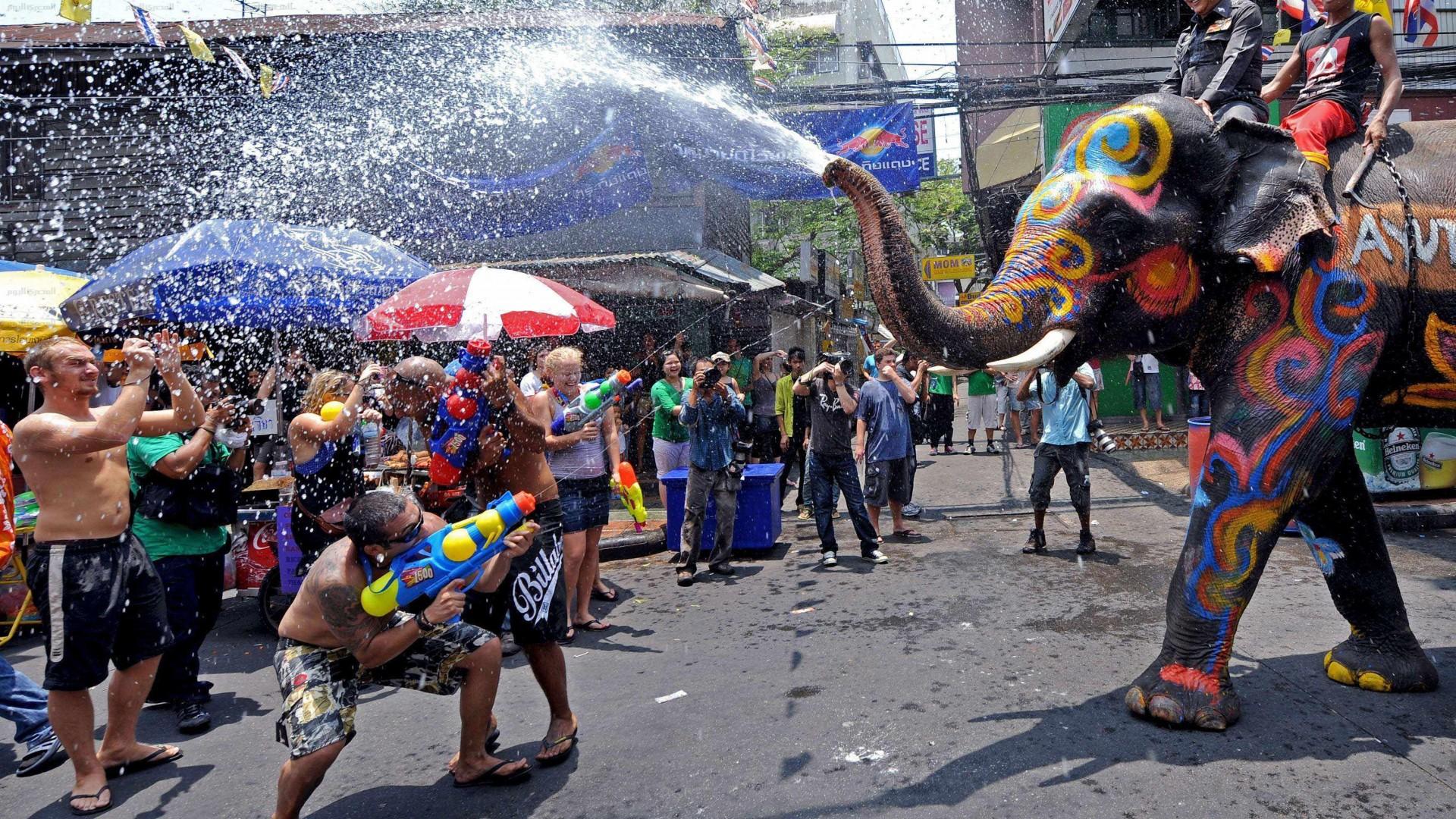 Новый год в Тайланде 2018: когда отмечают | какого числа