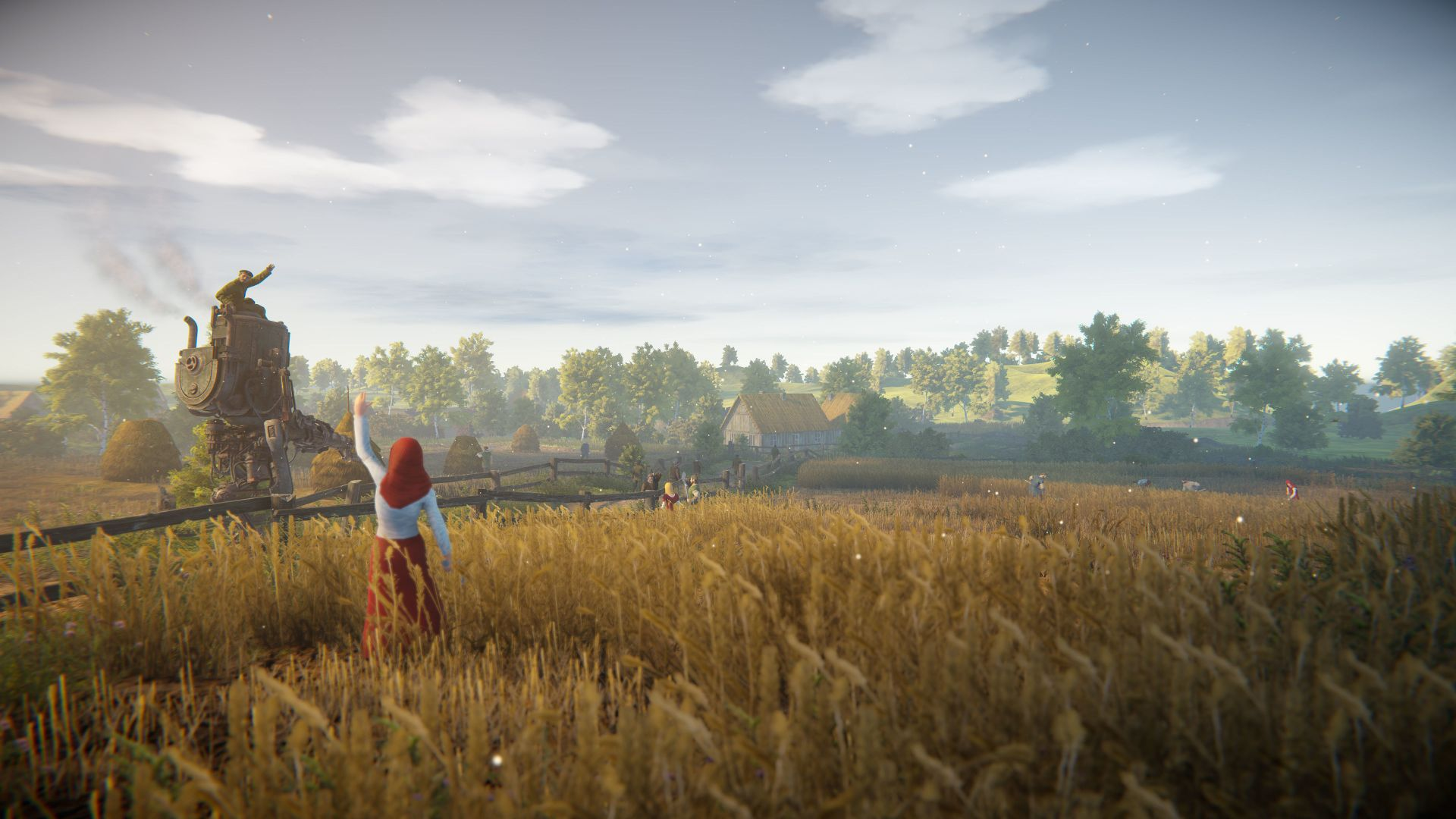 Iron Harvest, screenshot, 4K (horizontal)