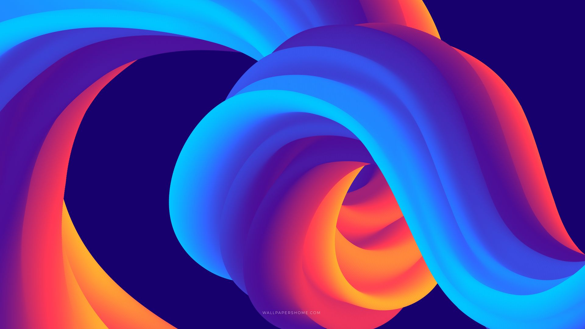 абстракция, abstract, 3D, colorful, 8k (horizontal)