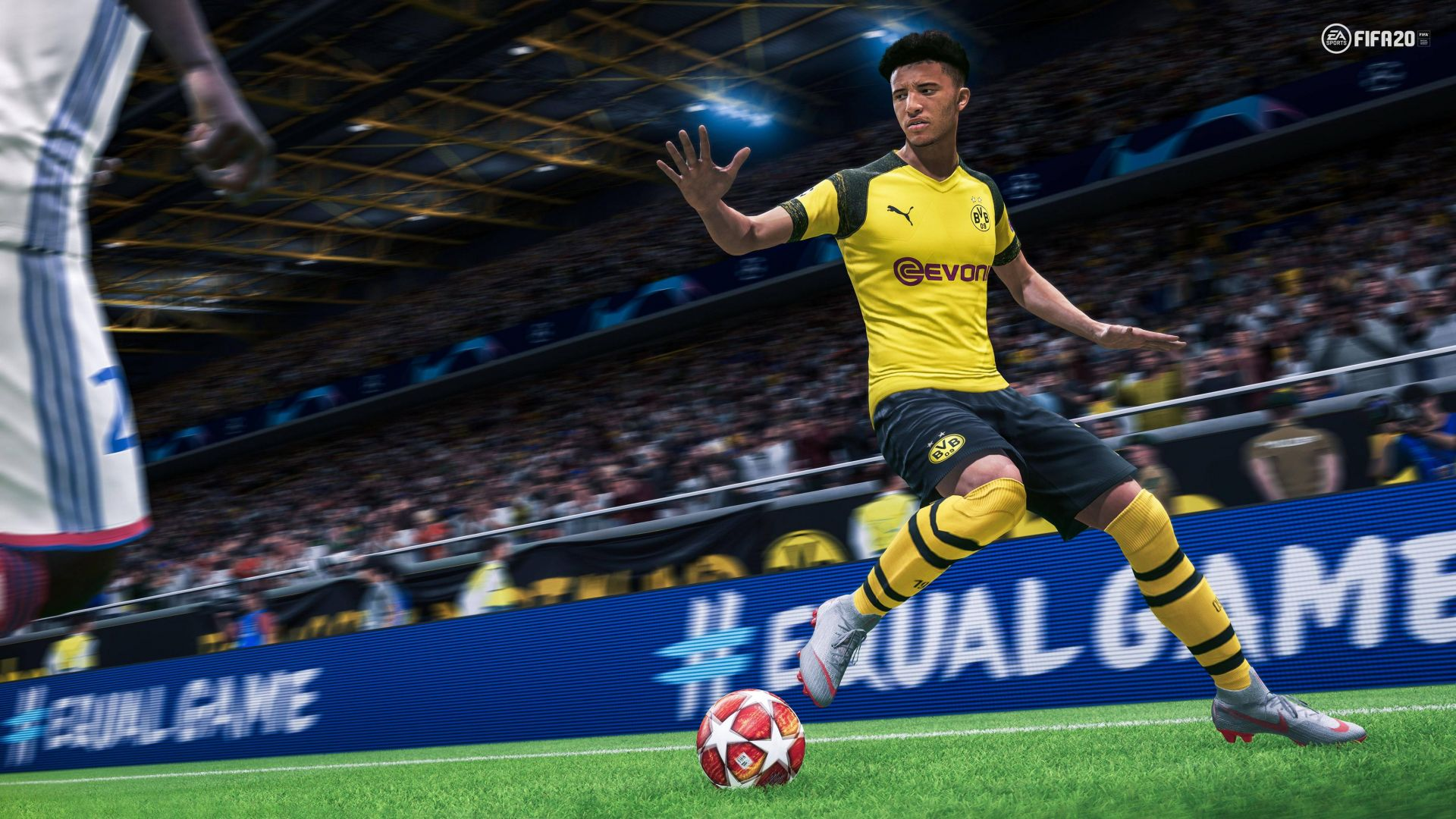 Фифа 2020, FIFA 20 Volta, E3 2019, screenshot, 4K (horizontal)