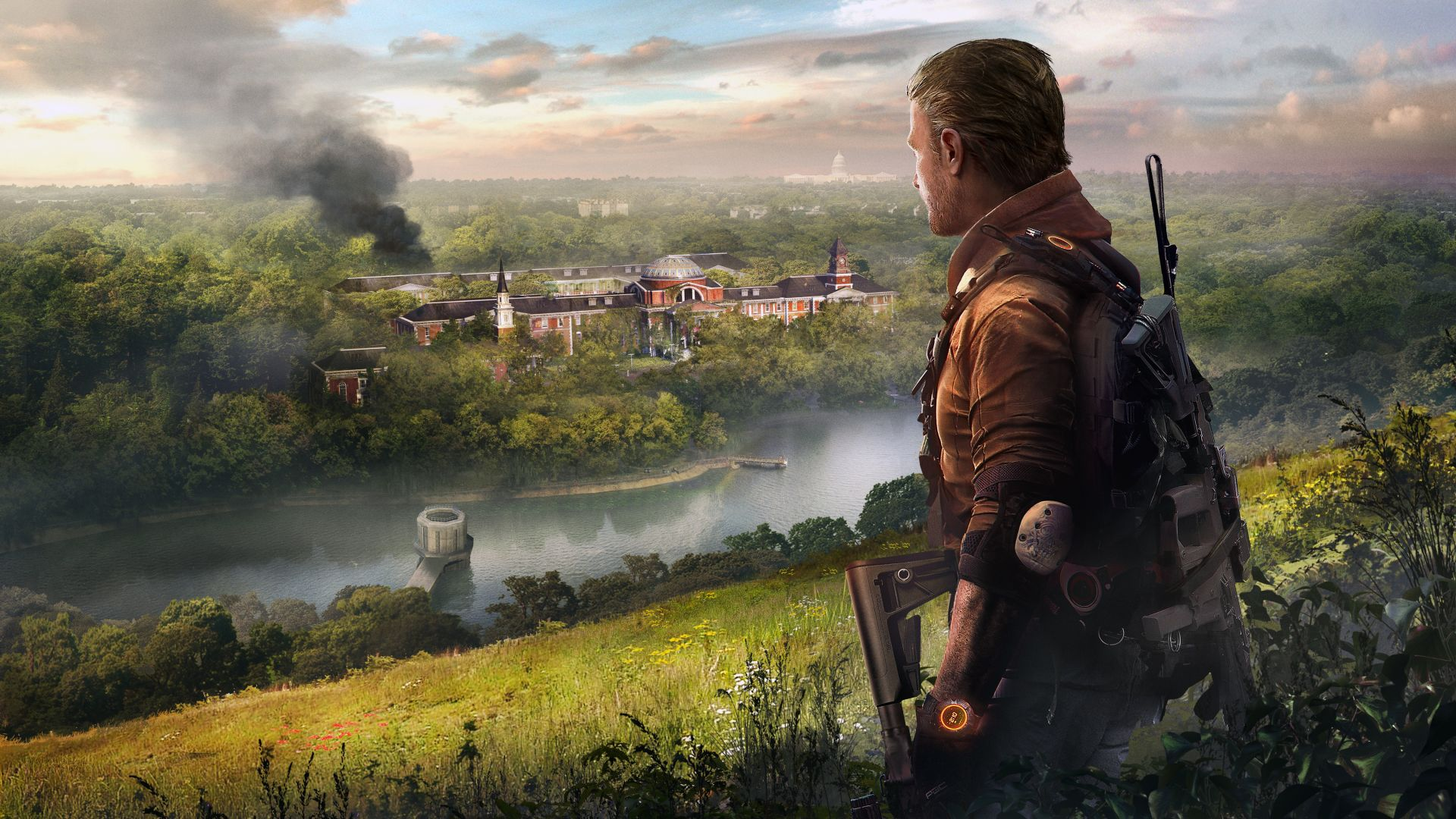 Tom Clancy's The Division 2 Episodes, E3 2019, poster, 5K (horizontal)