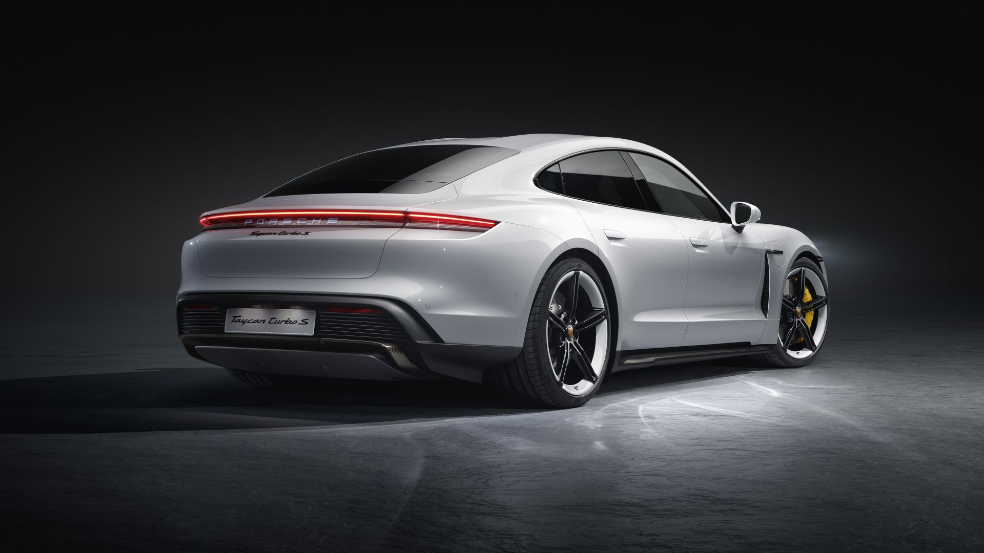 Porsche Taycan Turbo S, electric cars, 2019 cars, 5K, Porsche Taycan Turbo S, electric cars, 2019 cars, 5K (horizontal)