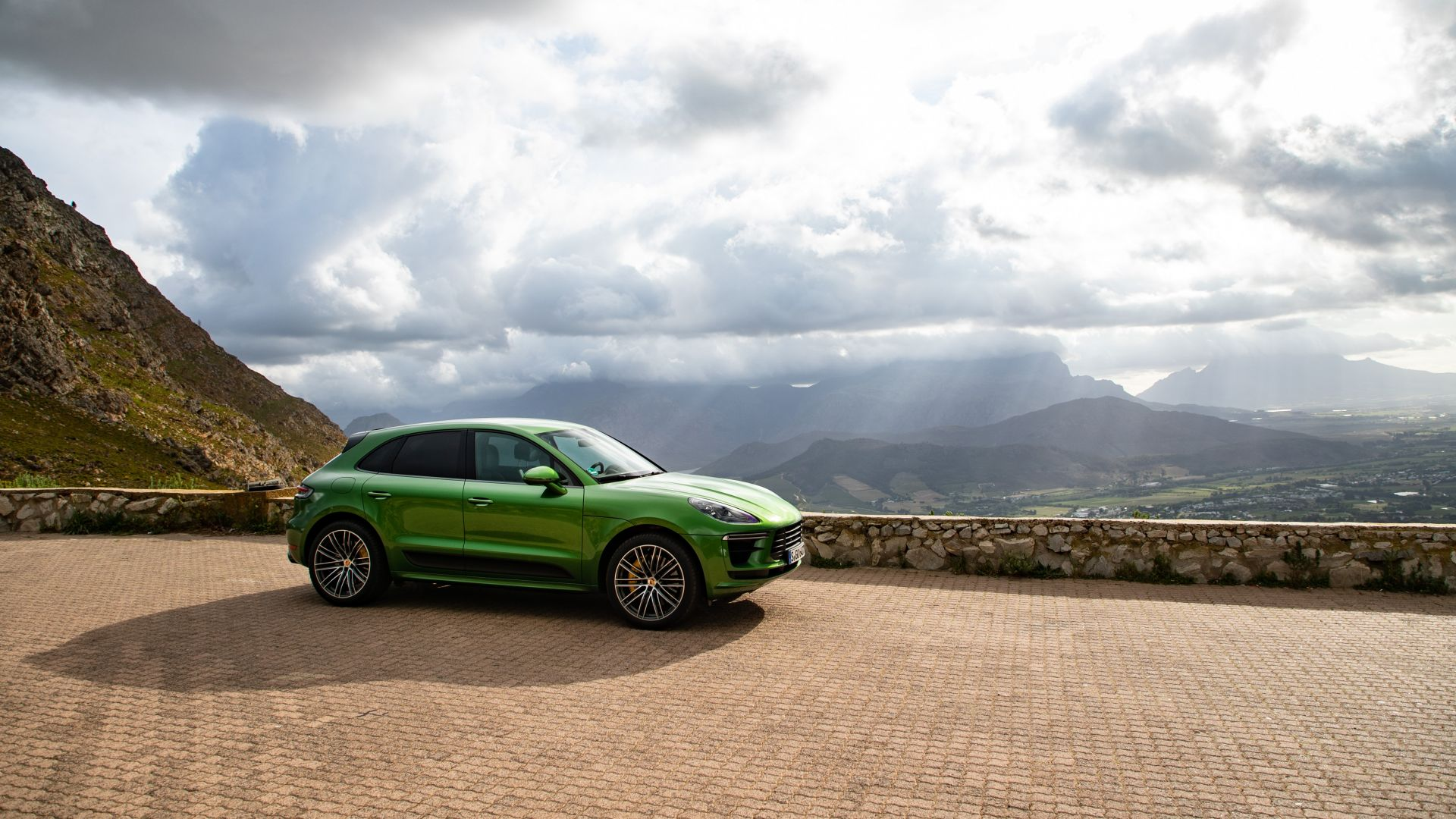 Porsche Macan Turbo, 2020 cars, SUV, crossover, 5K, Porsche Macan Turbo, 2020 cars, SUV, crossover, 5K (horizontal)