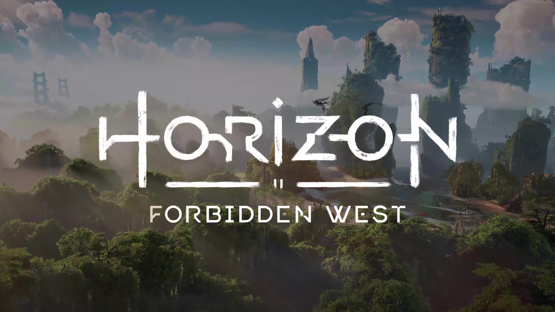 Horizon: Forbidden West, poster, PlayStation 5, PS5 (horizontal)