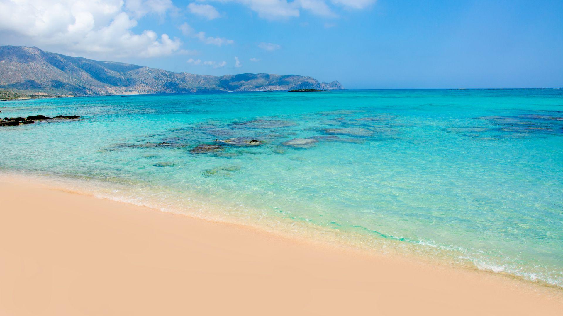 обои для рабочего стола берег пляжи № 598790 без смс