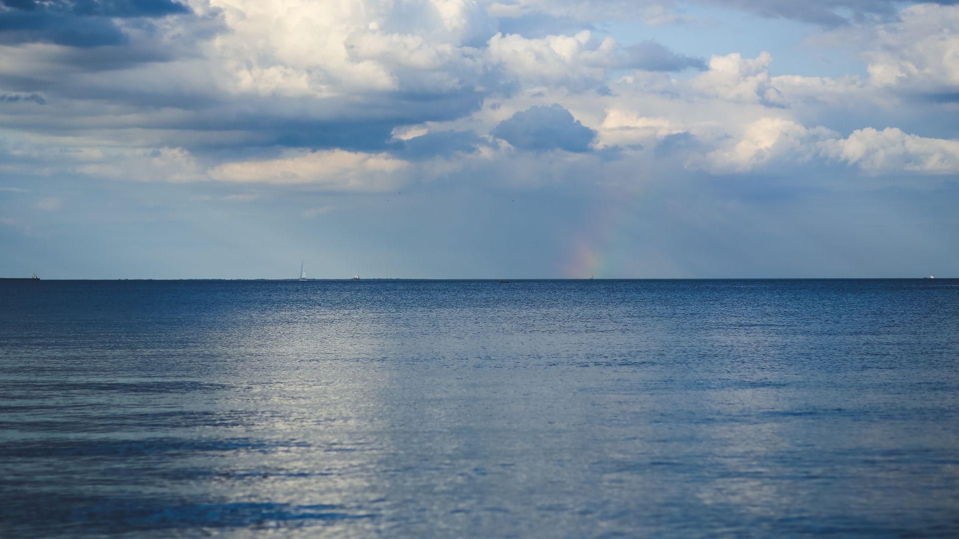 северное море обои