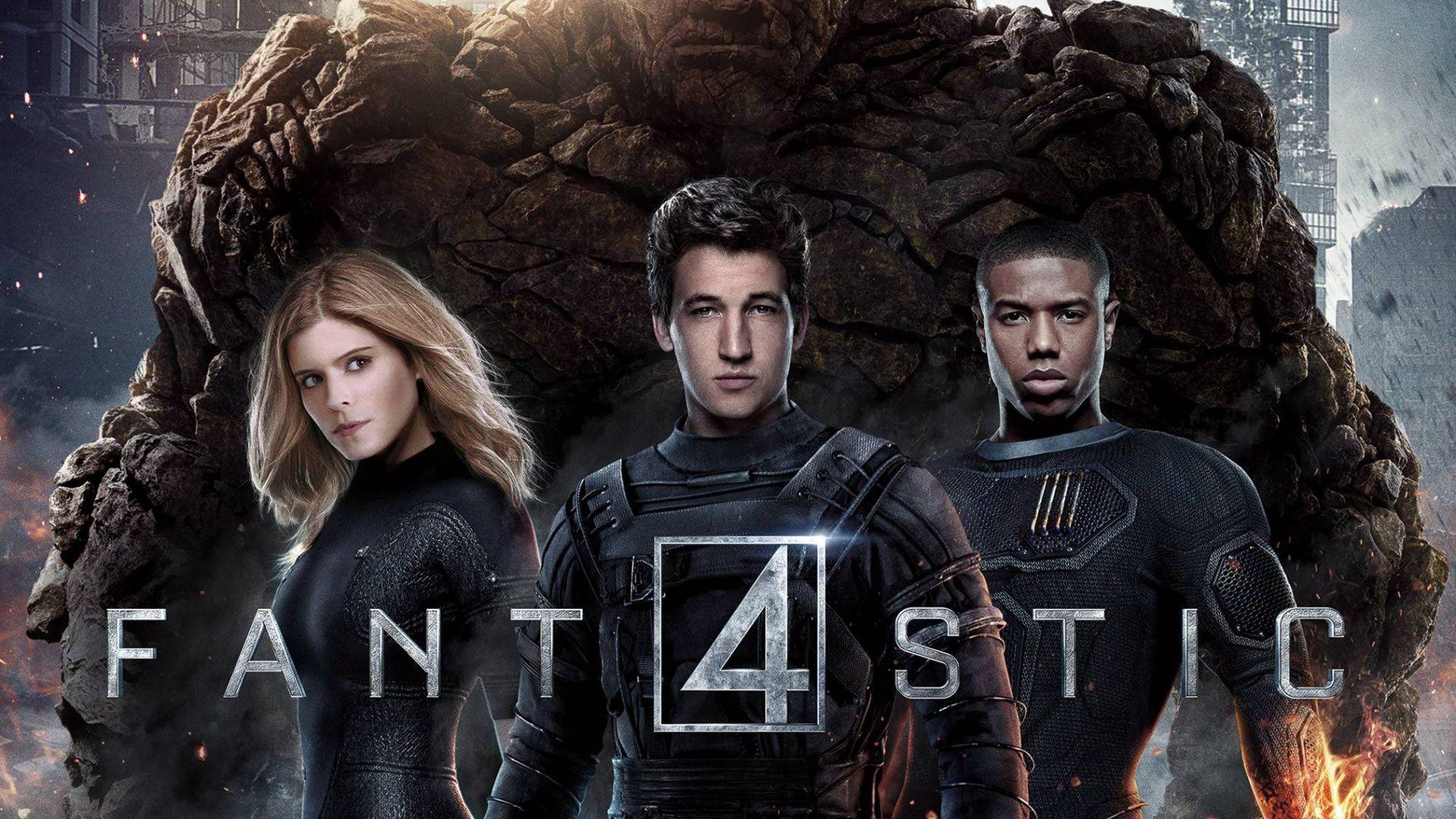 Фантастическая четверка смотреть онлайн в хорошем качества HD 720p