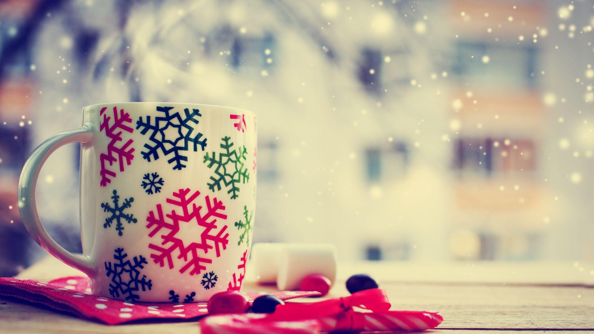 картинки чашек зимой делается для того