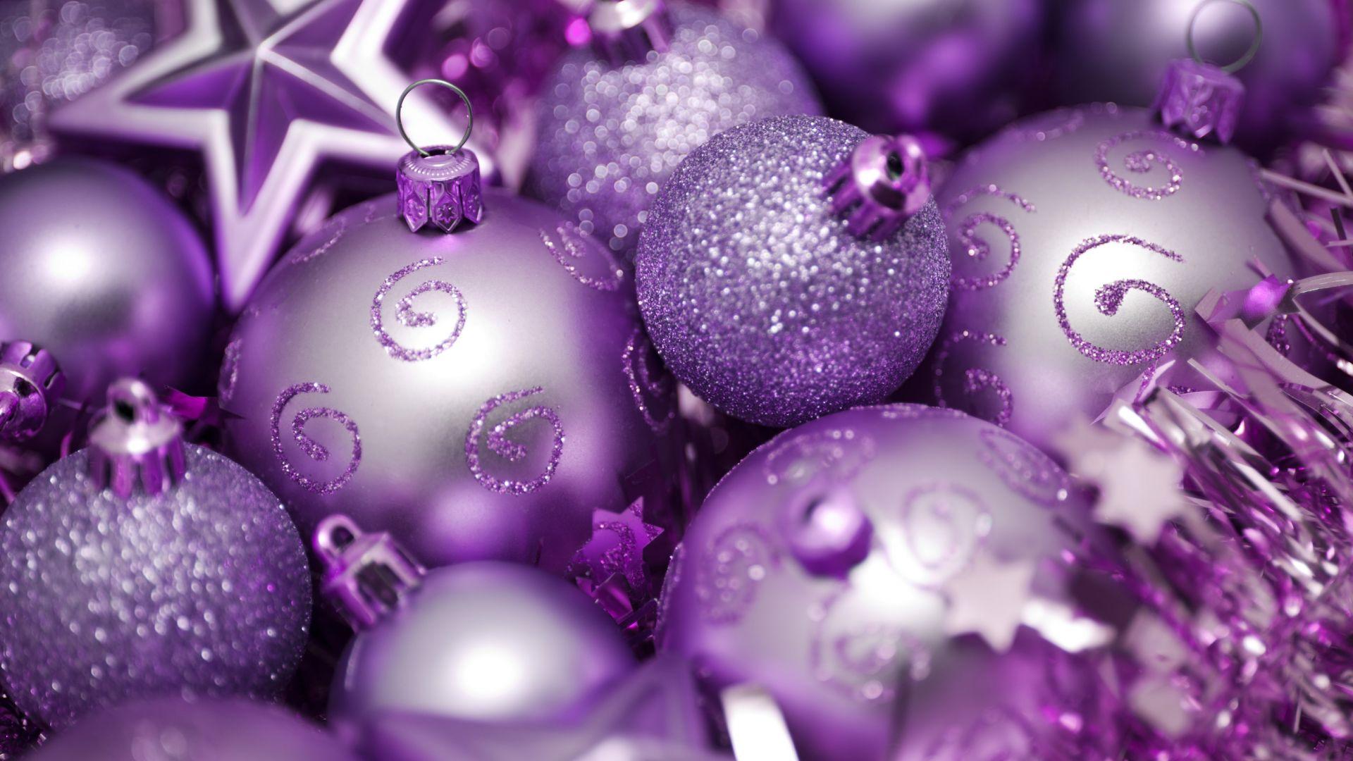 оно стильная картинка с новым годом фиолетовая и серая вот эта