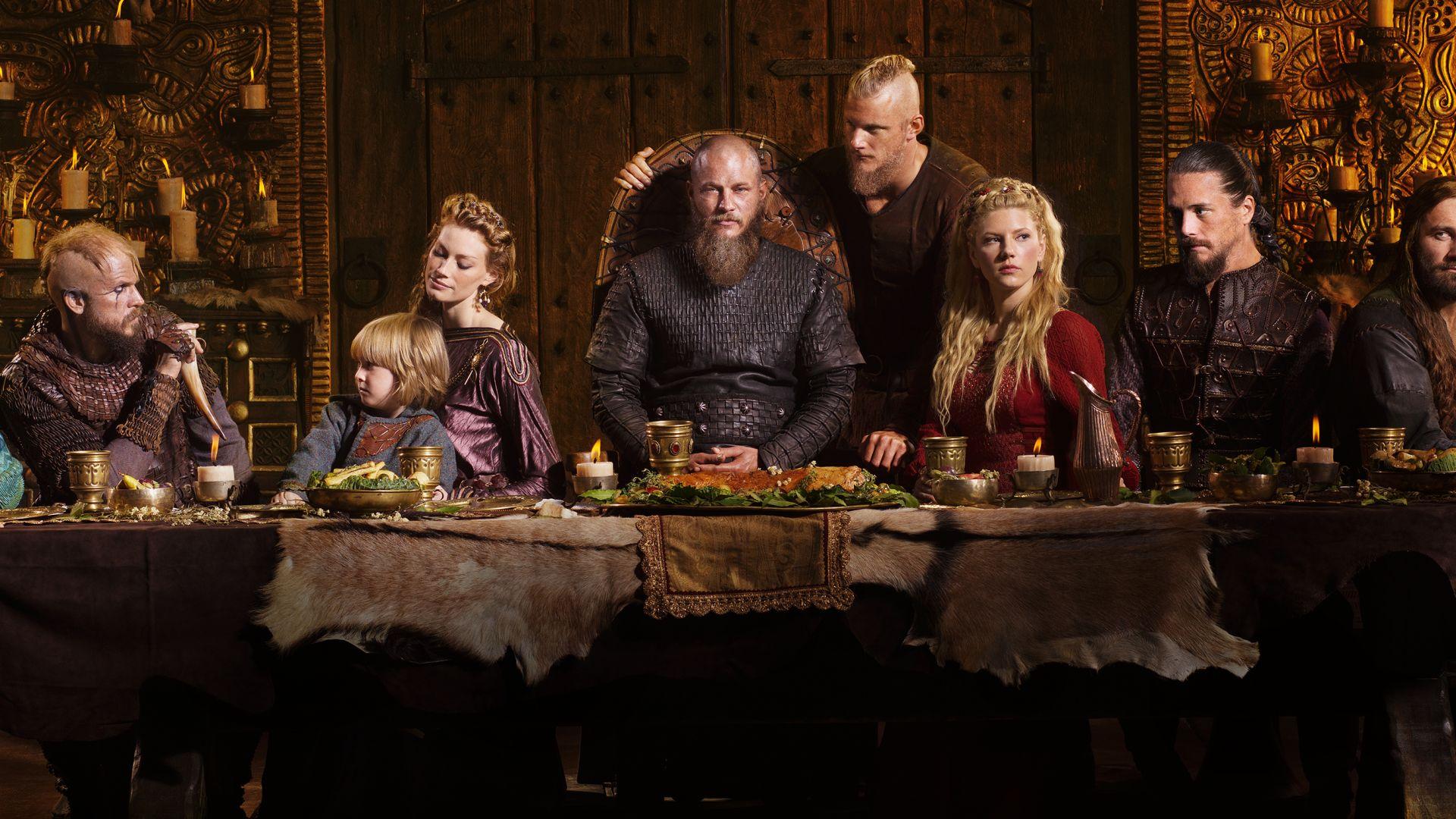 Сколько сезонов в сериале викинги вышло на 2018