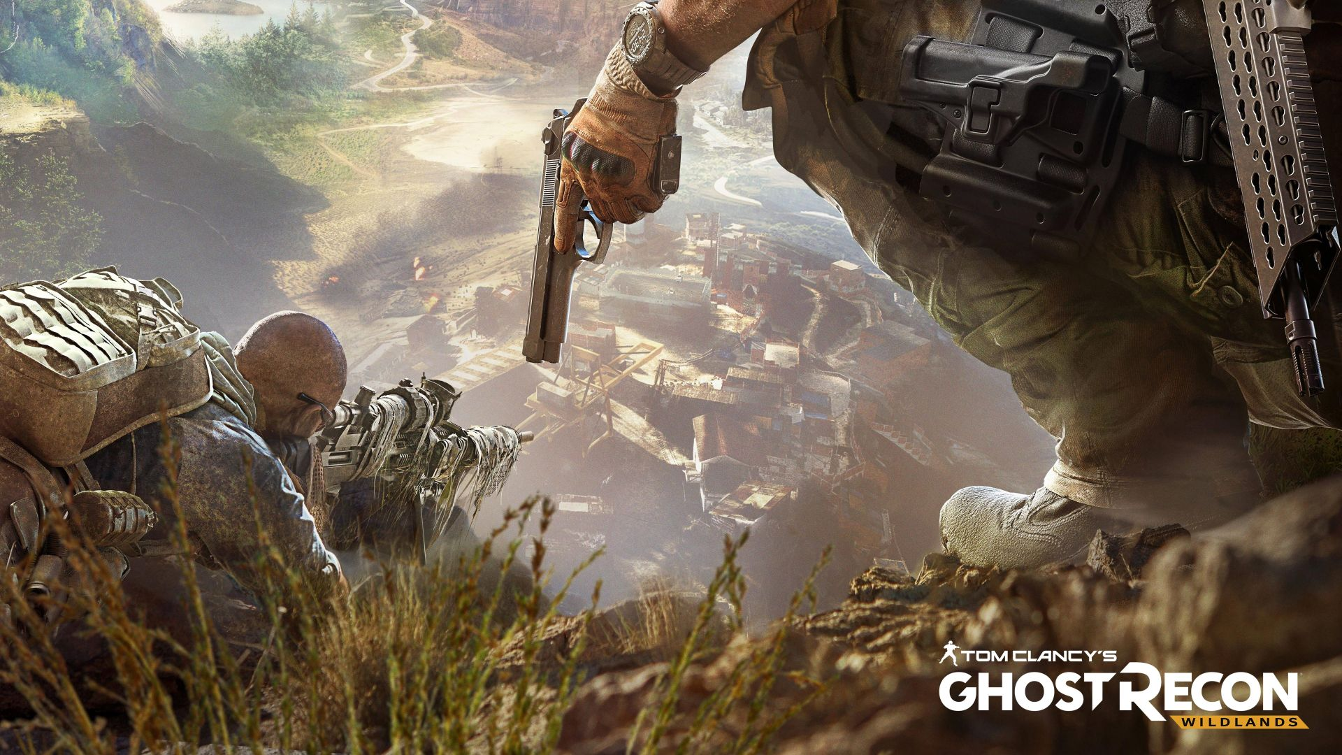 Tom Clancy's Ghost Recon Wildlands, Лучшие игры, игра, шутер, ПК, Xbox 360, PS3, Tom Clancy's Ghost Recon Wildlands, Best games, game, shooter, PC, Xbox 360, PS3 (horizontal)