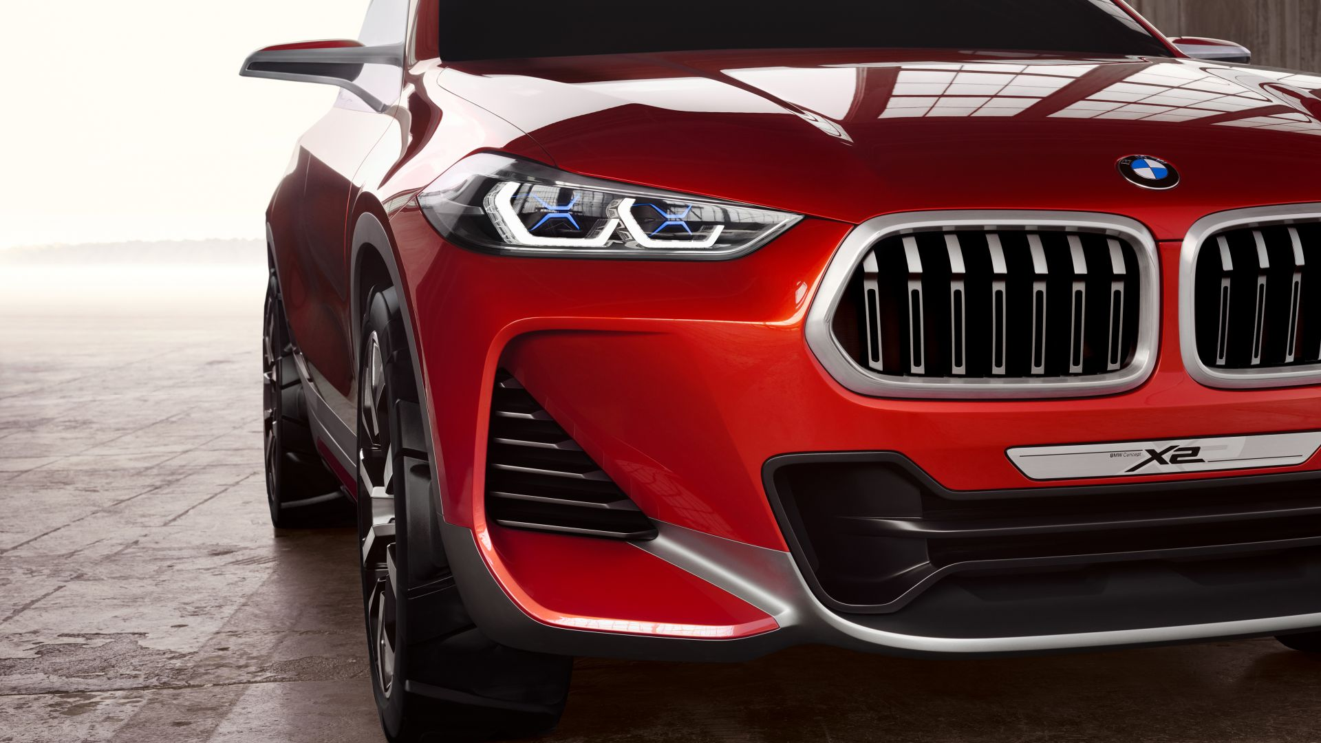BMW X2, Бмв Икс2, париж авто шоу 2016, BMW X2, paris auto show 2016, crossover (horizontal)
