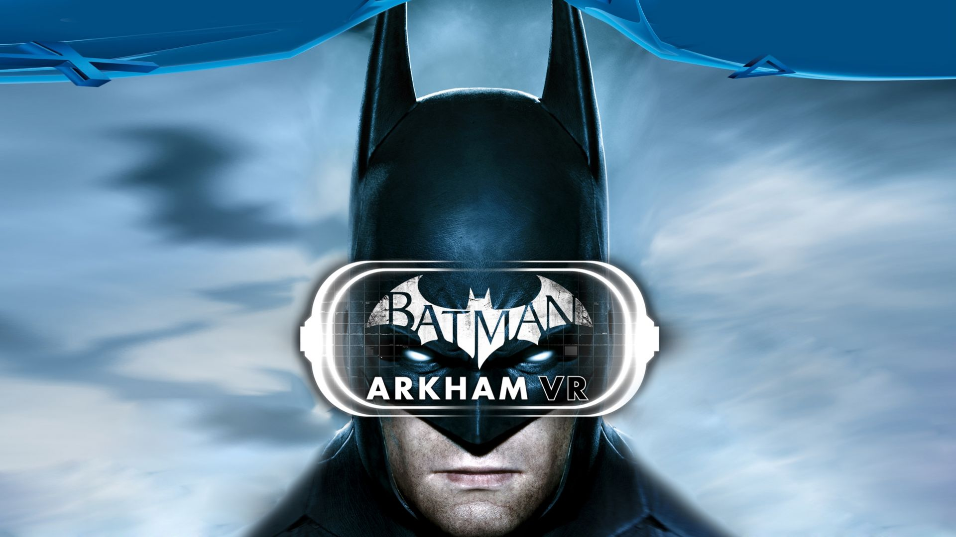 Batman: Arkham VR, бэтмен, ВР, ПС ВР, пс4, Batman: Arkham VR, PS VR, PS4 (horizontal)