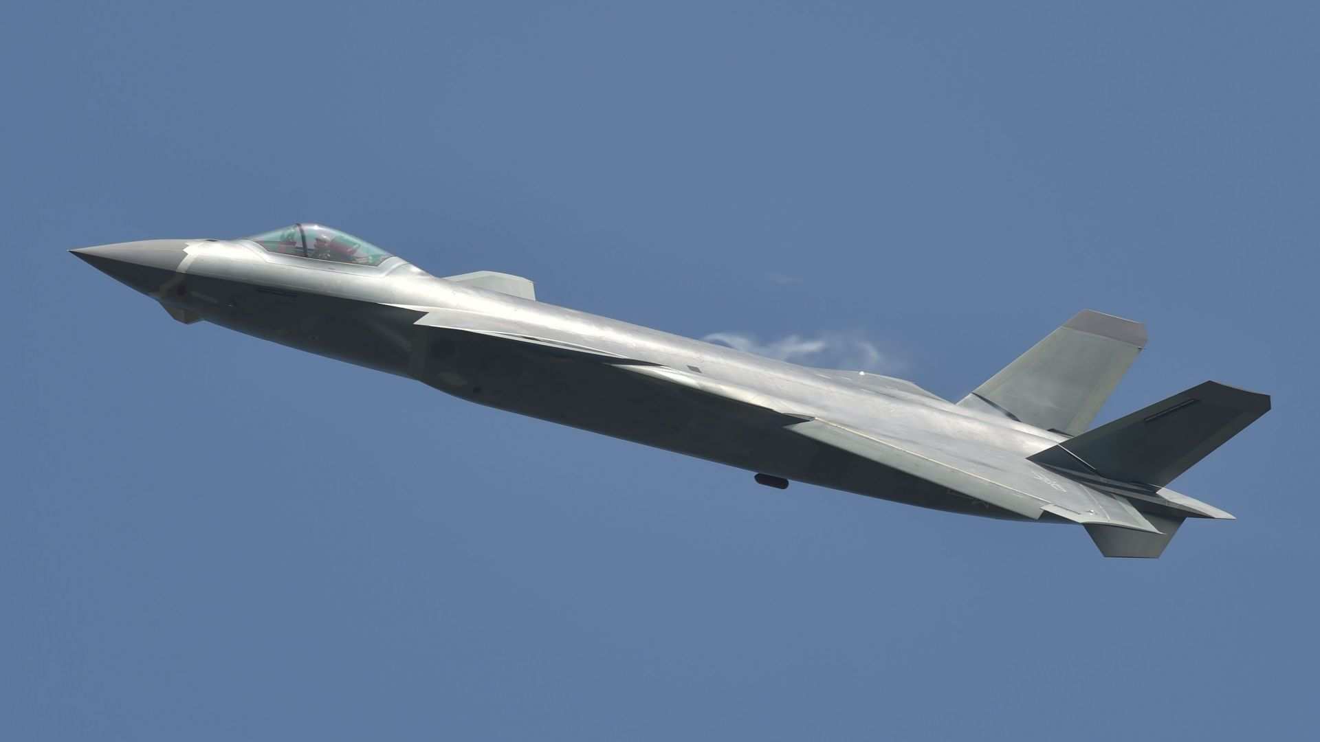 Shenyang J-20, армия Китая, ВВС Китая, Shenyang J-20, China army, fighter aircraft, China air force (horizontal)