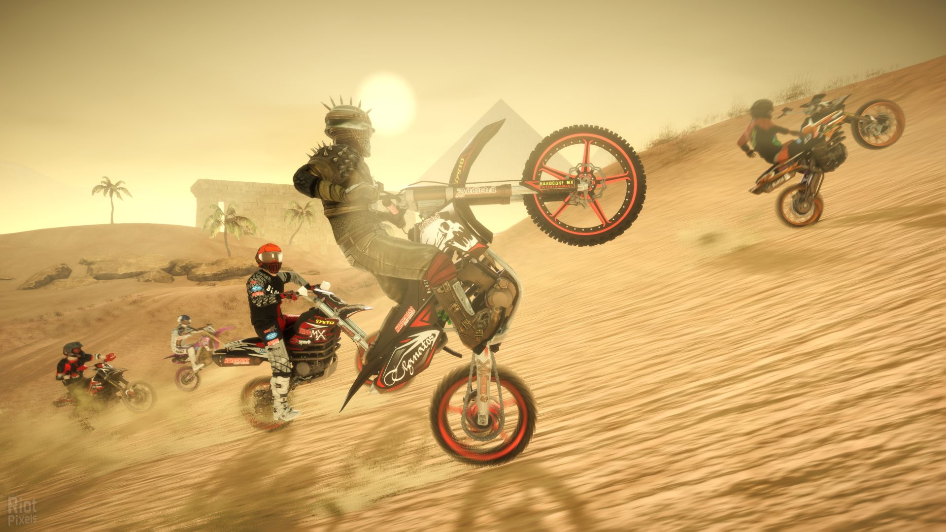 MX Nitro, Мотокросс, Экстрим, ПК, Иксбокс ван, ПС4, MX Nitro, Motocross, extreme, PC, Xbox one, PS4