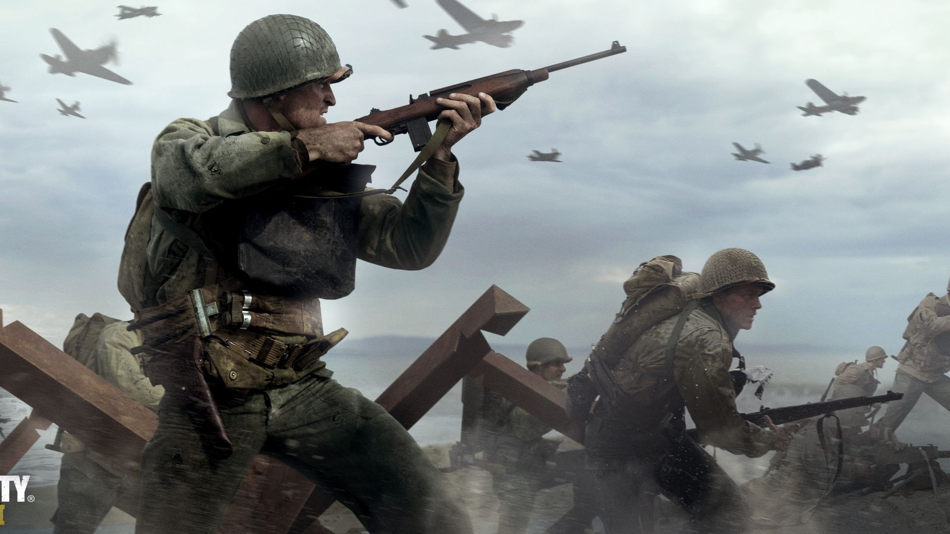 Call of Duty: WWII, шутер, фпс, кол оф дьюти, PS 4, Xbox One, ПК, лучшие игры, Call of Duty: WWII, shooter, fps, CoD, PS 4, Xbox One, PC, best games