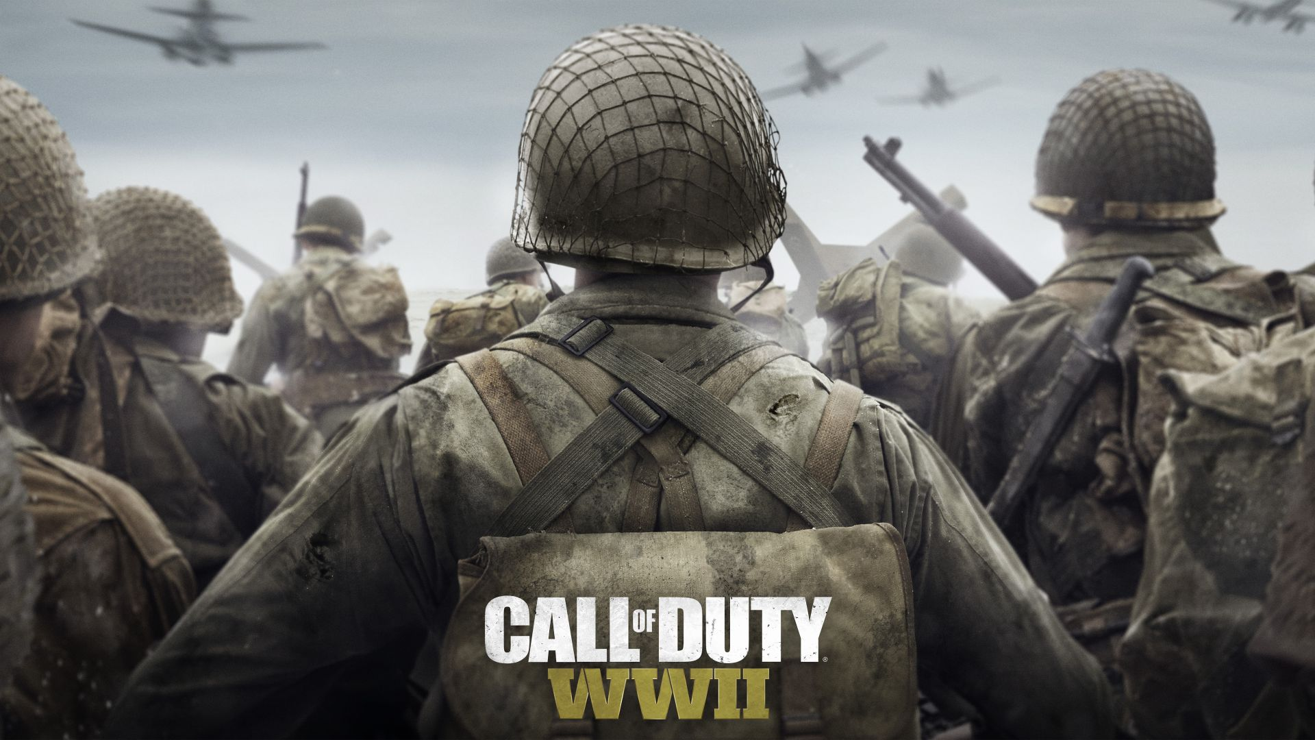 Кол оф дьюти ВВ2, Call of Duty: WW2, 4k, 5k, poster, screenshot, E3 2017 (horizontal)