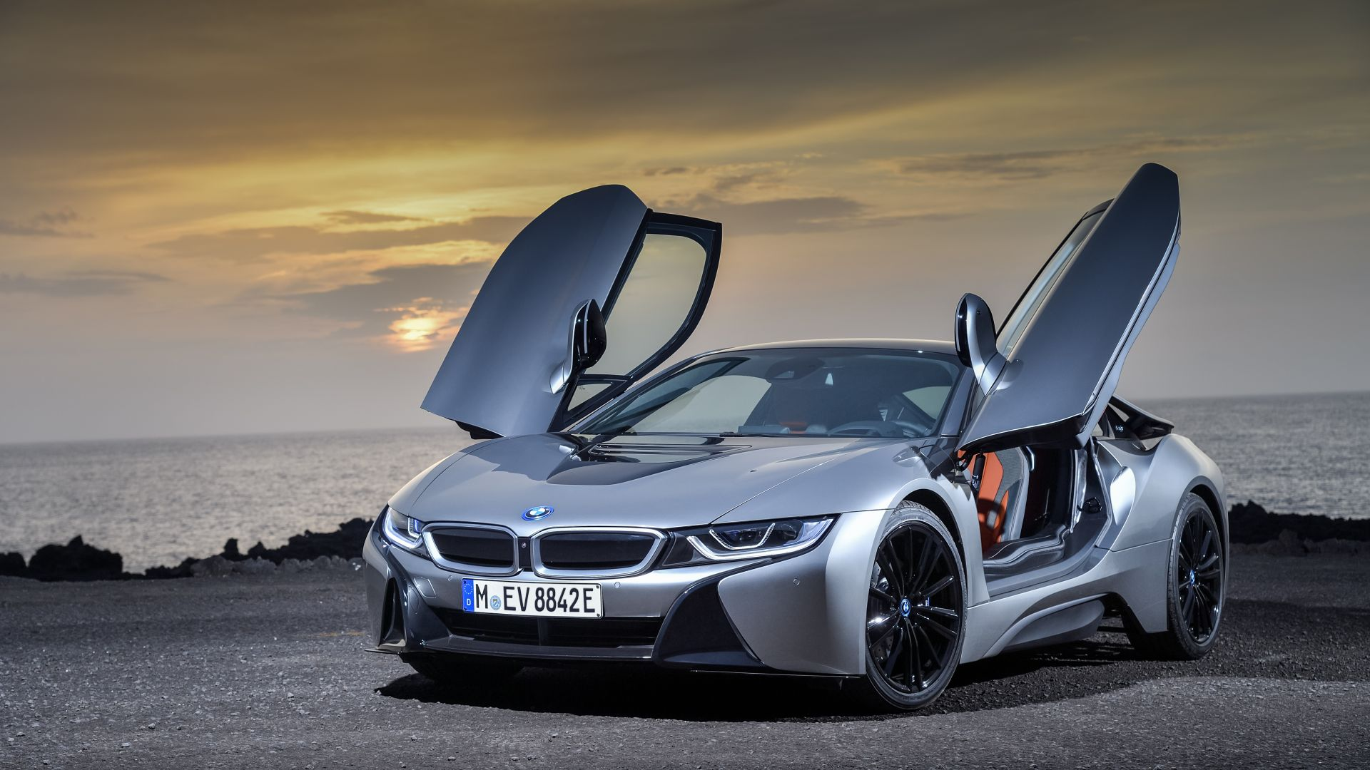 БМВ, BMW i8 Roadster, 2018 Cars, 5k (horizontal)