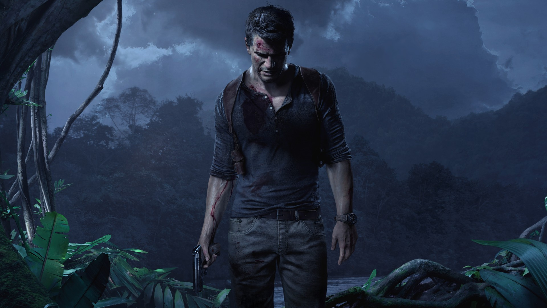 Анчартед, Е4, лучшие игры 2015, Uncharted 4 A Thief's End, Best Games of 2015, E3 2015, gameplay, review, screenshot, PS4, Nathan Drake