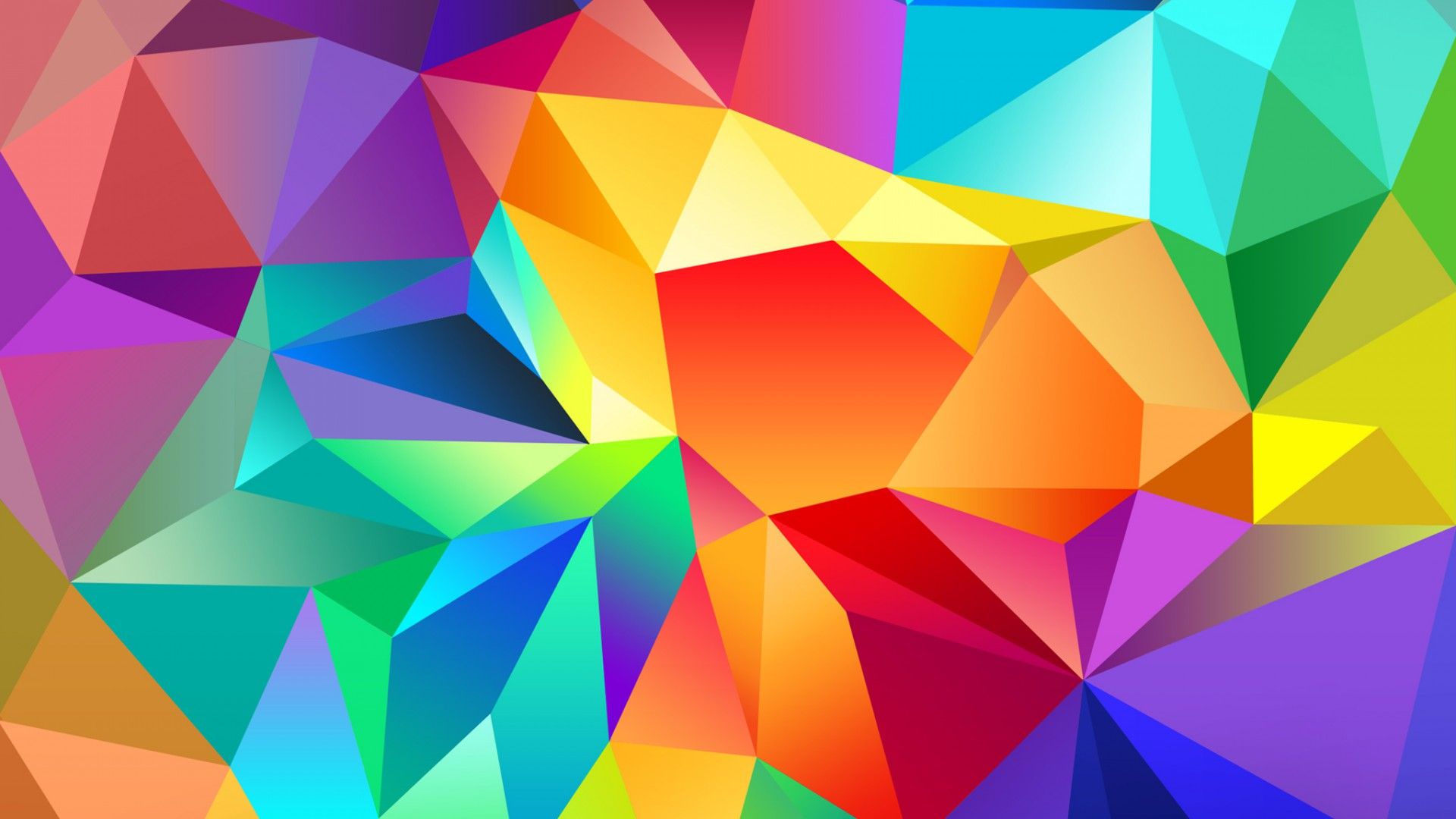 полигон, цветной, андроид, фон, polygon, android, wallpaper, triangle, background, orange, red, blue, pattern