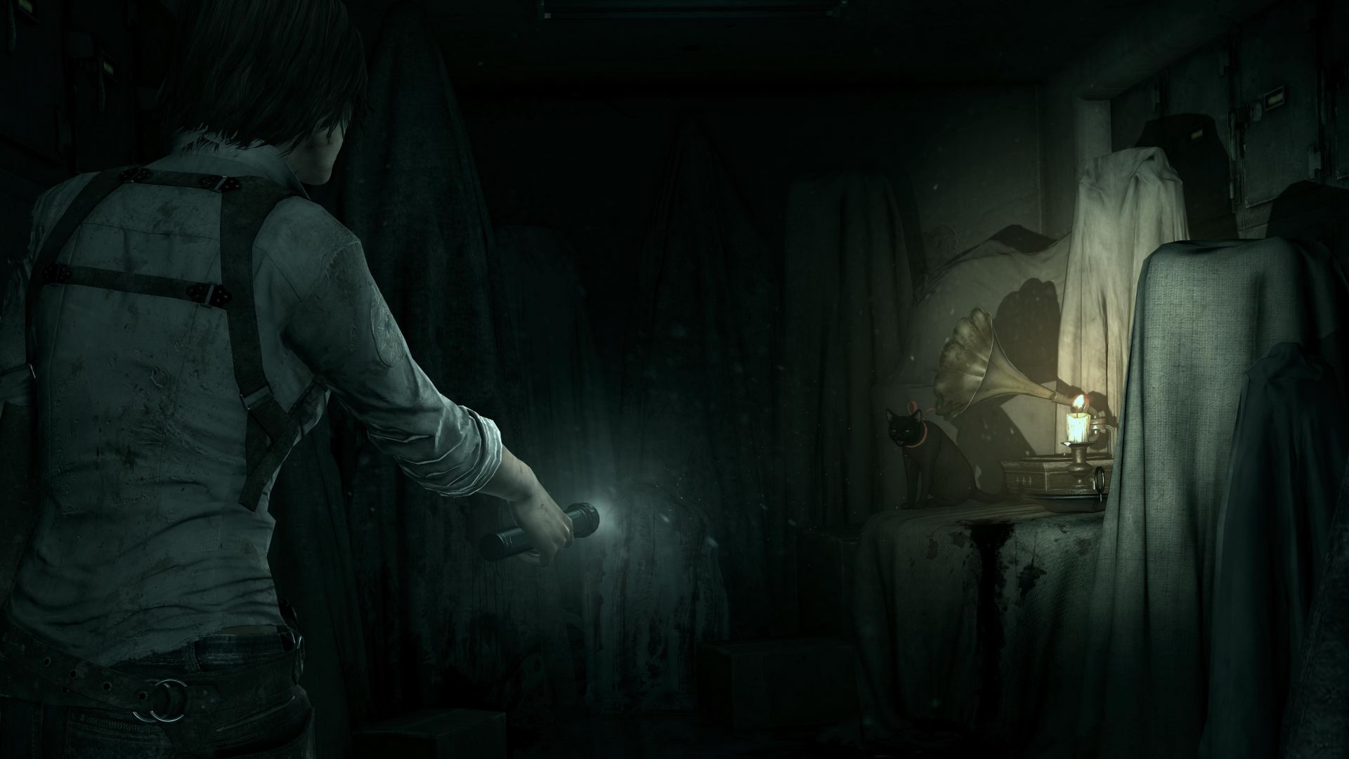 The Evil Within: The Consequence, Лучшие игры 2015, игра, хоррор, ужасы, ПК, The Evil Within: The Consequence, Best Games 2015, game, horror, PC (horizontal)
