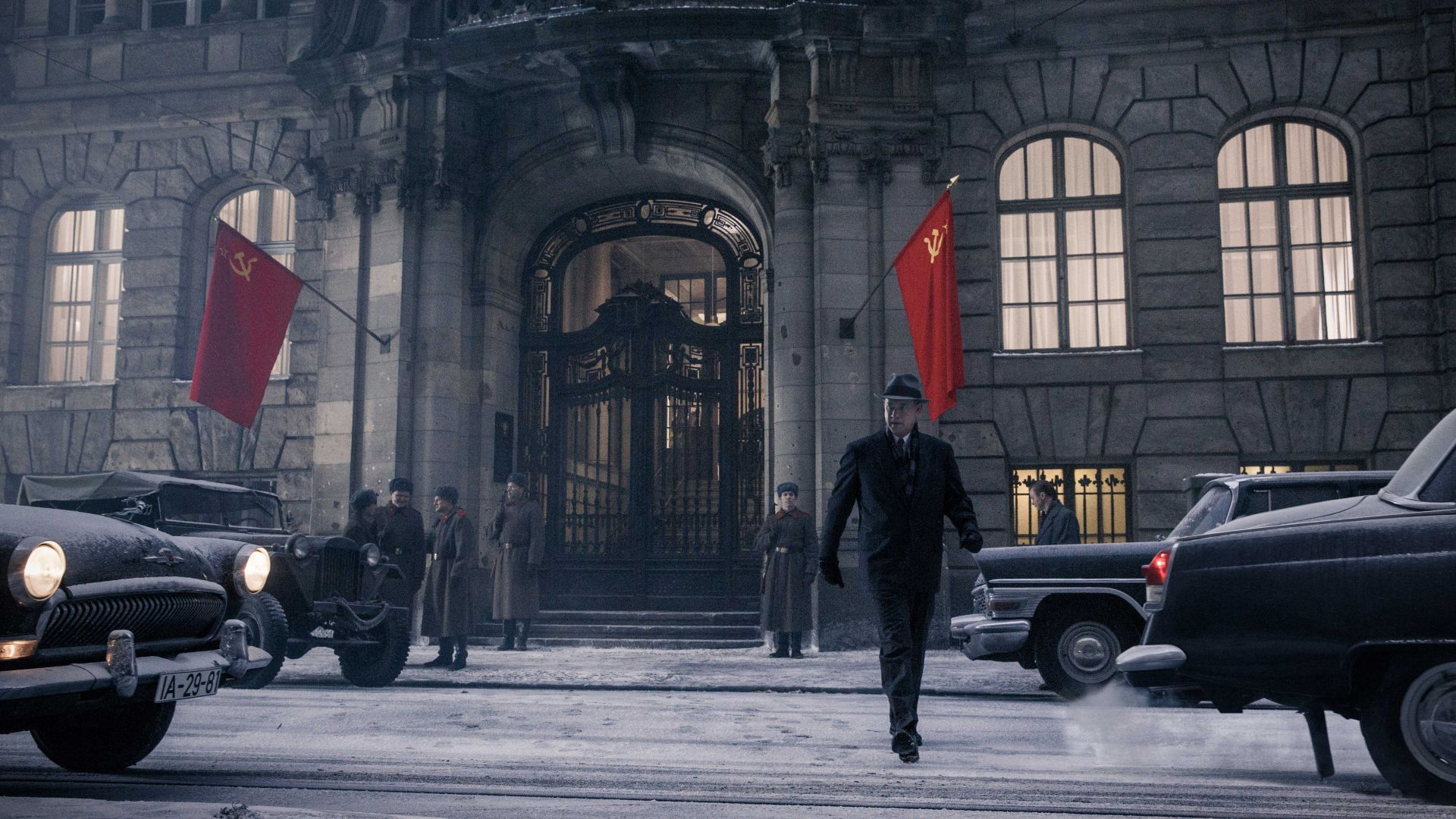 Шпионский мост, Bridge of Spies, movie (horizontal)