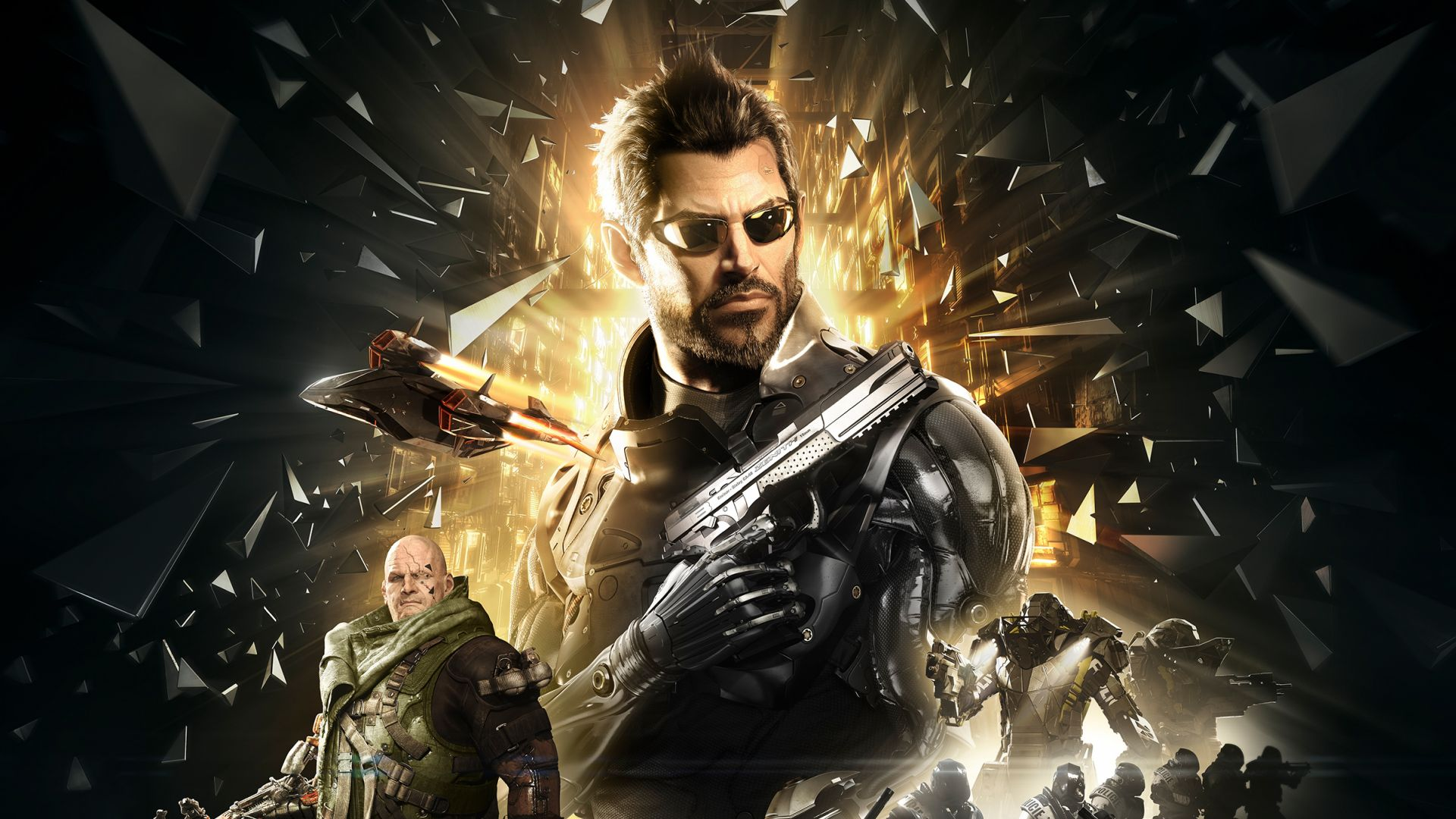 Deus Ex: Mankind Divided, Лучшие игры, игра, киберпанк, фантастика, ПК, PC, Xbox one, PS4, Deus Ex: Mankind Divided, Best Games 2015, game, cyberpunk, sci-fi, PC, Xbox one, PS4 (horizontal)
