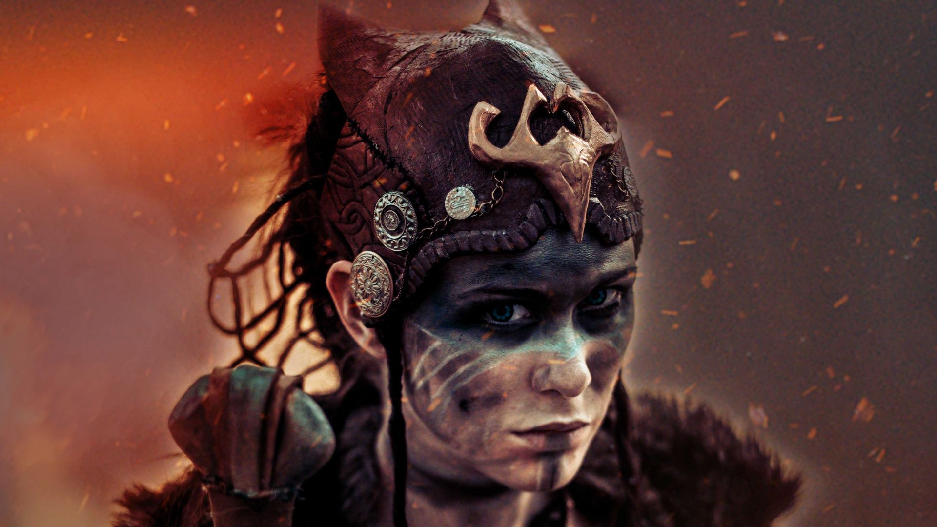 Hellblade, Сенуа, Лучшие игры, фентези, ПК, игра, PC, PS4, Hellblade, Senua, Best games, fantasy, PC, PS4, game (horizontal)