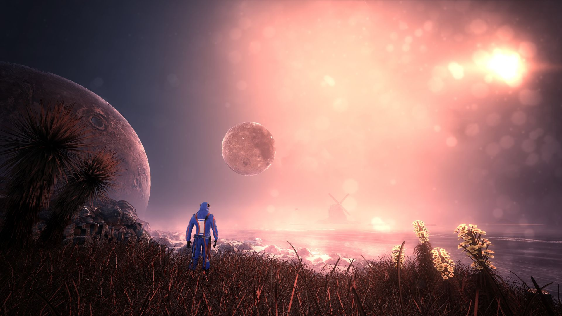 The Solus Project, Лучшие игры, ужасы, космос, фантастика, ПК, PC, Xbox One, The Solus Project, Best Games, horror, space, sci-fi, PC, Xbox One (horizontal)