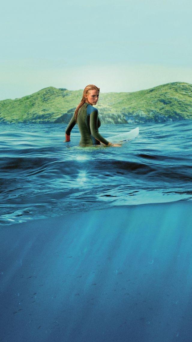 обои мелководье блейк ливели море лучшие фильмы The