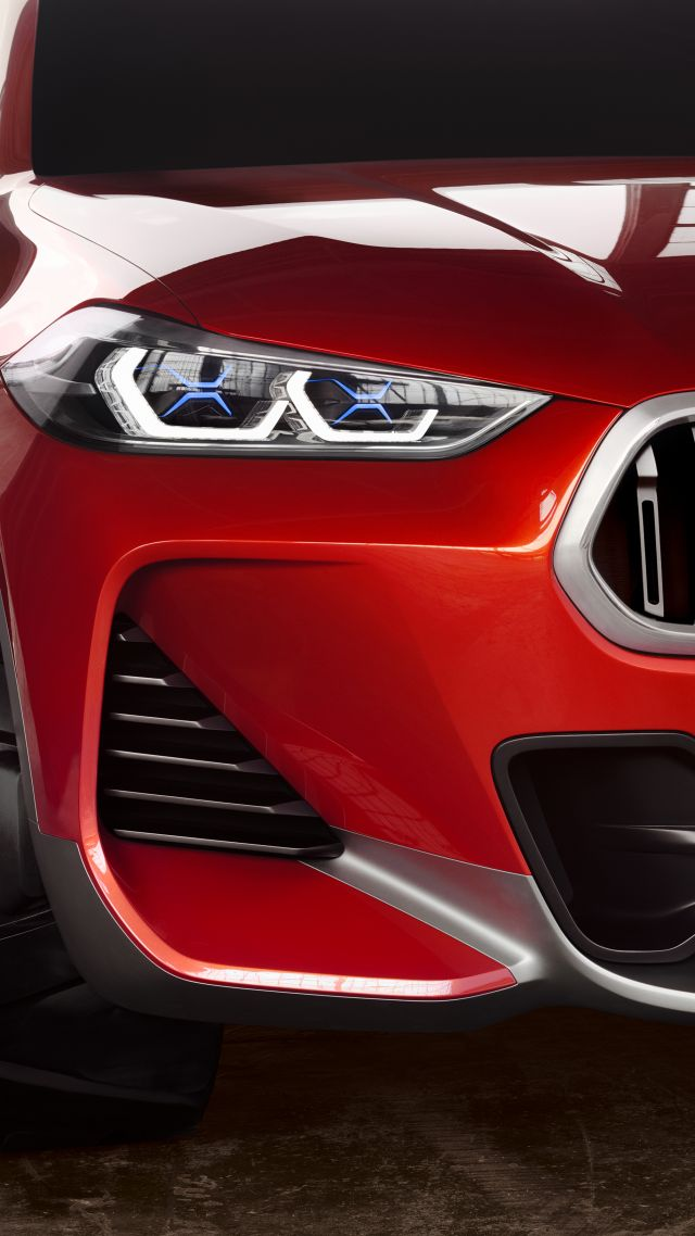 BMW X2, Бмв Икс2, париж авто шоу 2016, BMW X2, paris auto show 2016, crossover (vertical)