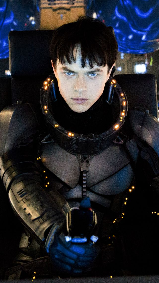 Валериан и город тысячи планет, Дейн Дехаан, Valerian and the City of a Thousand Planets, Dane DeHaan, Luc Besson