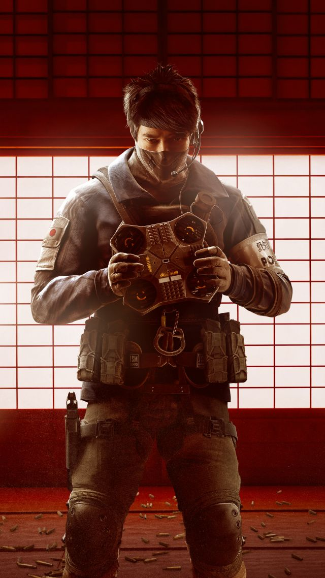 Operation Red Crow, Tom Clancy's, Rainbow Six Siege, лучшие игры, Operation Red Crow, Tom Clancy's, Rainbow Six Siege, best games (vertical)