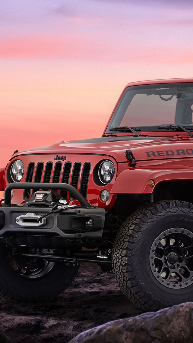 Jeep Red Rock, Jeep Wrangler, внедорожник, джип, Jeep Red Rock, Jeep Wrangler, SUV (vertical)