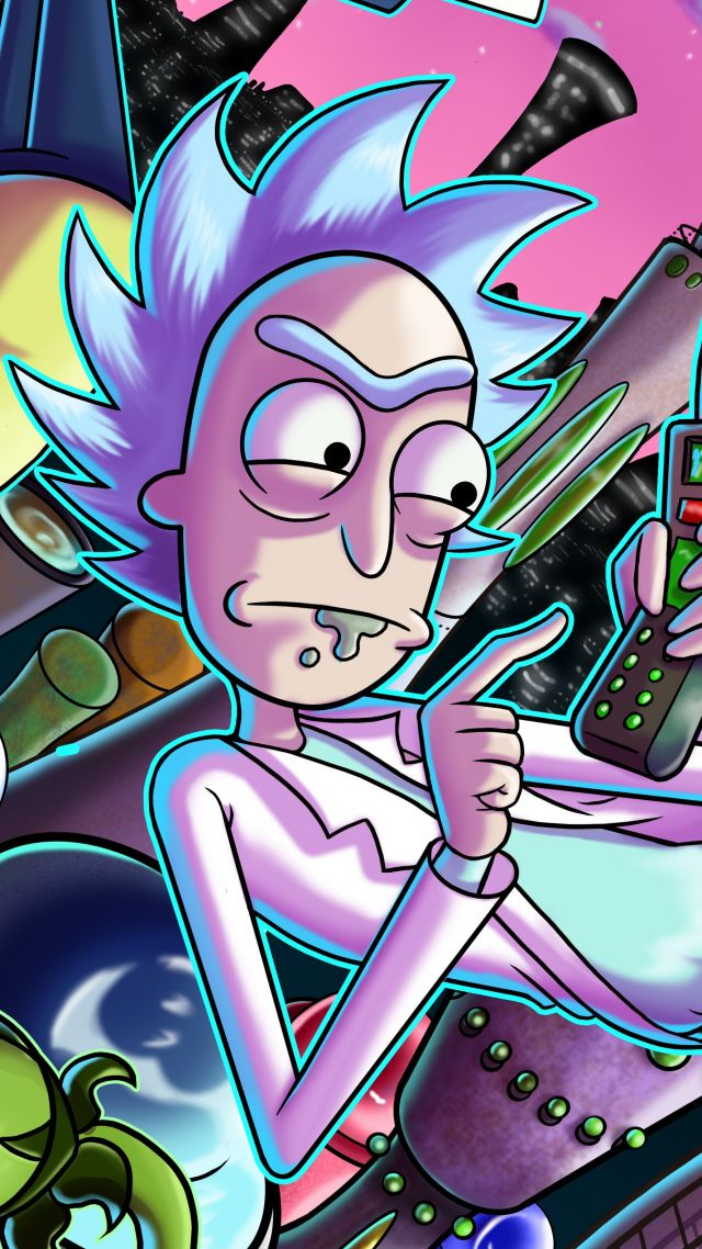 Rick and Morty: Virtual Rick-ality, пк, ВР, лучшие игры, Rick and Morty: Virtual Rick-ality, PC, VR, bast games (vertical)