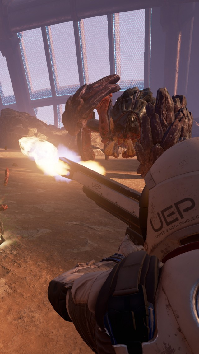 Farpoint, космос, sci-fi, лучшие игры, PS VR, Farpoint, space, sci-fi, best games, PS VR