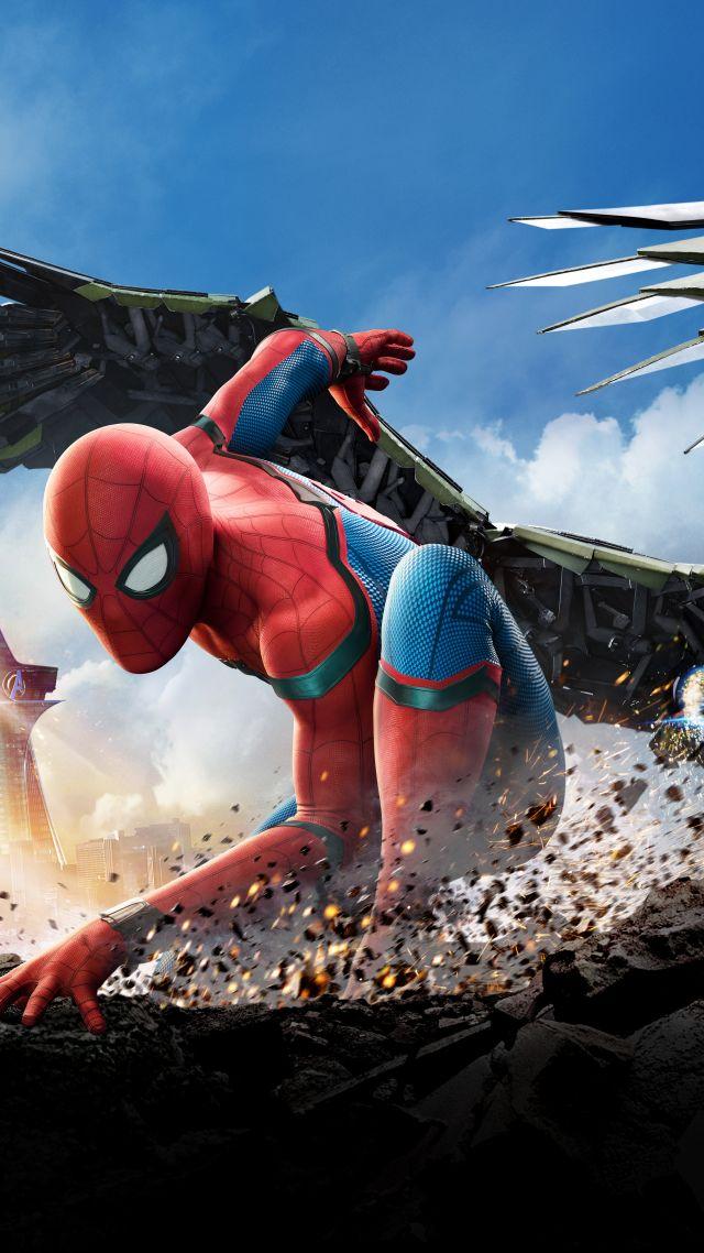 Человек - паук 2 (2004) смотреть онлайн бесплатно в HD 720