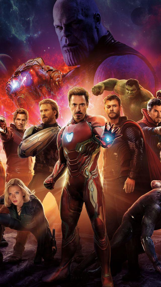 Мстители: Война бесконечности 2018 - Юрий Живов