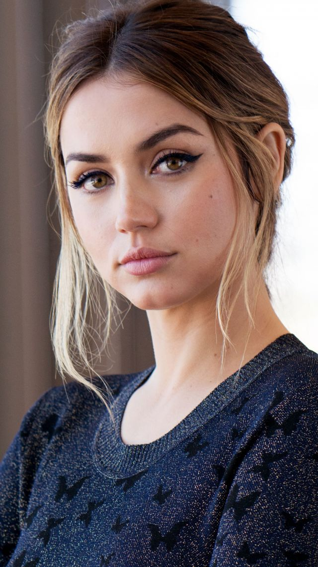 Ана де Армас, Ana de Armas, actress, 5K (vertical)