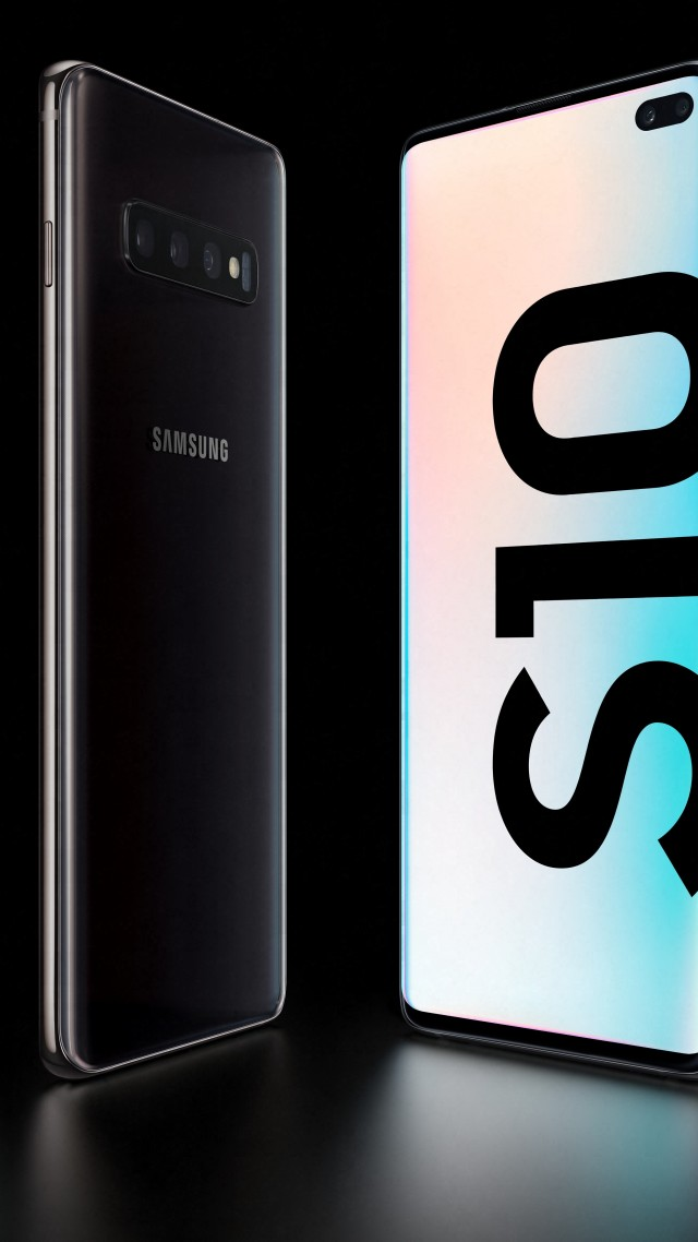 Samsung Galaxy S10, Unpacked 2019, SamsungEvent, 8K (vertical)