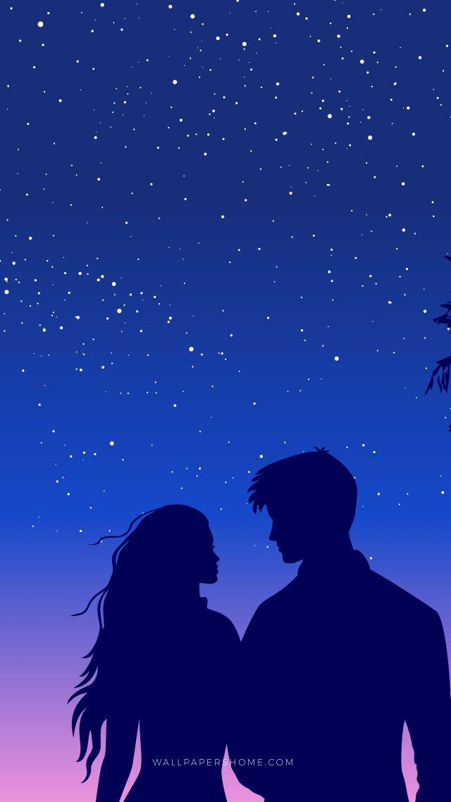 Картинки про любовь точками
